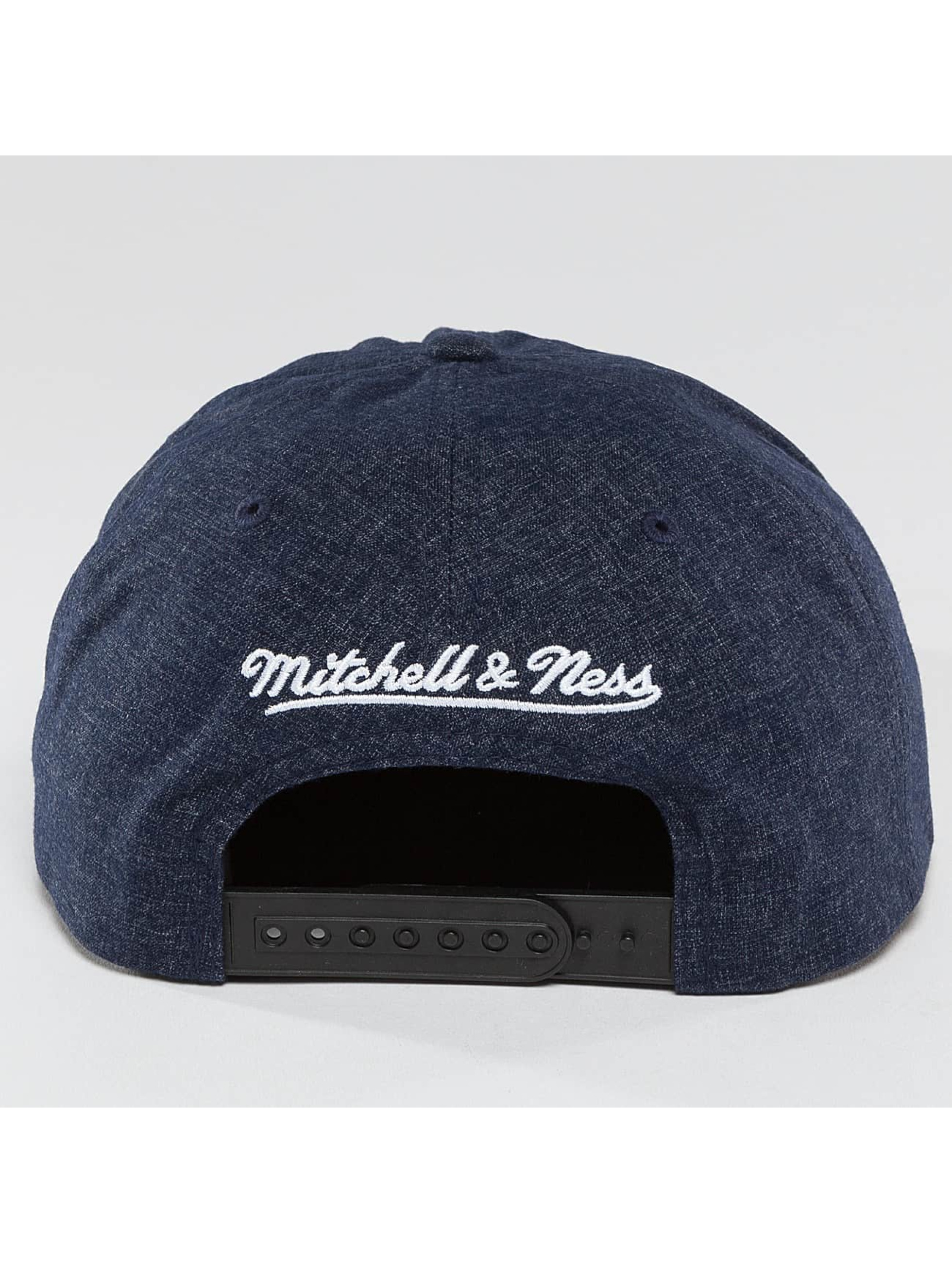 Mitchell & Ness Snapback Coats modrá