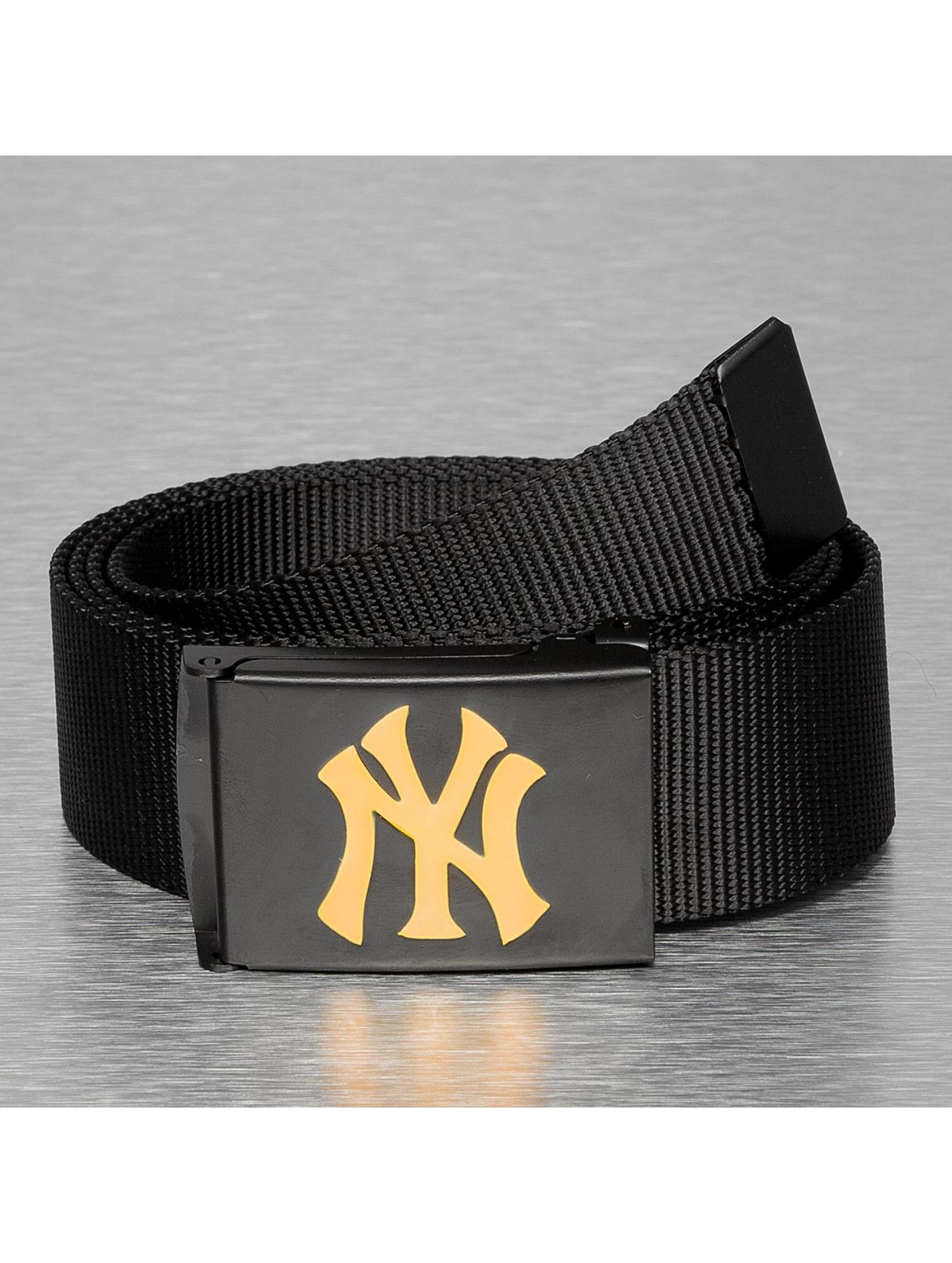 MLB Vyöt MLB NY Yankees Premium musta