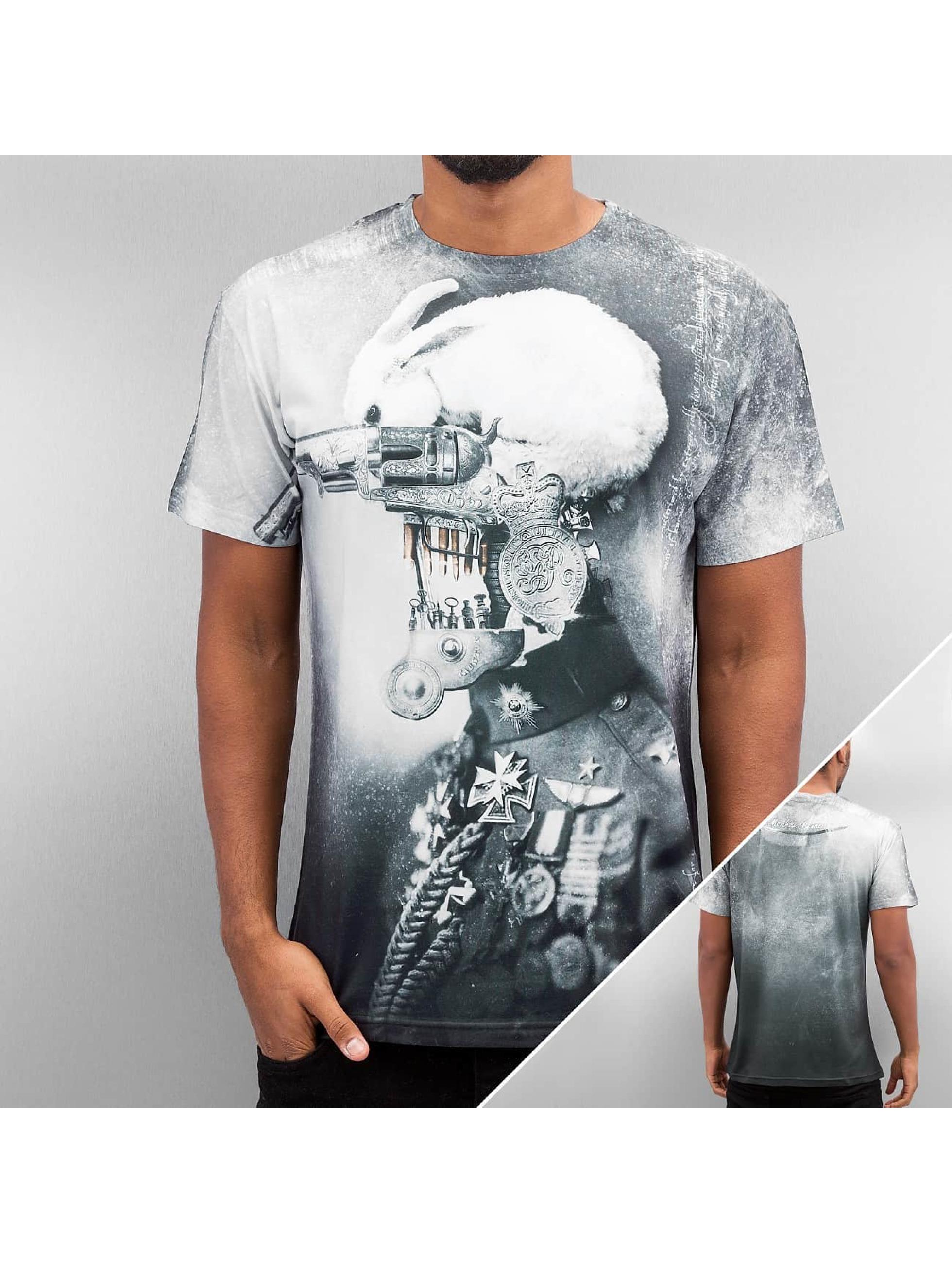 Monkey Business T-Shirt War Rabbit bunt
