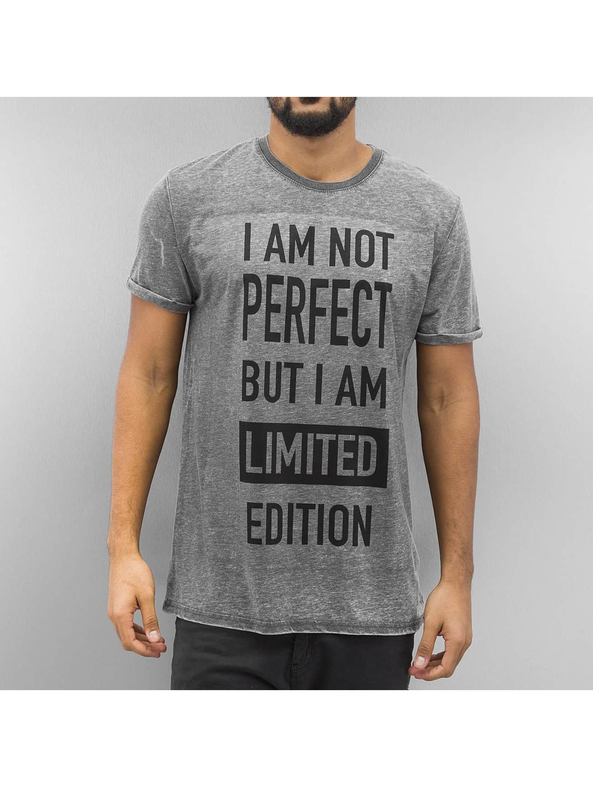 Monkey Business T-Shirt Limited Edition grau