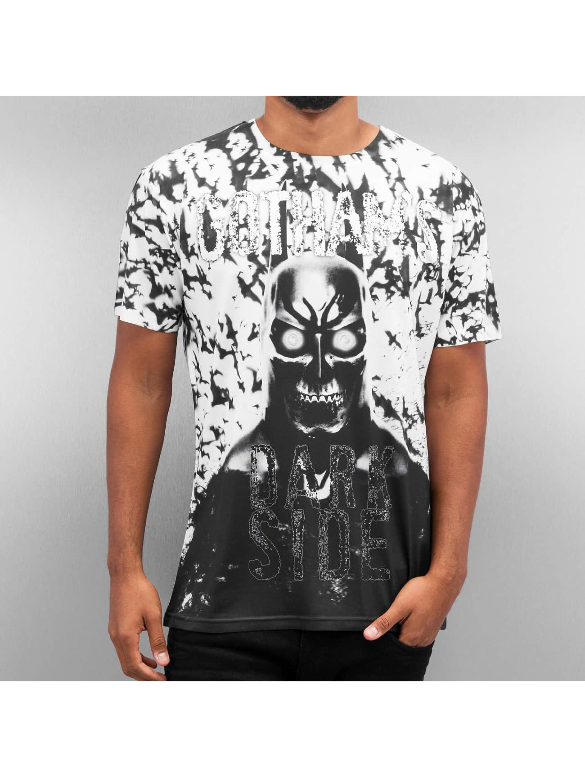Monkey Business T-Shirt Gotham´s Dark Side noir