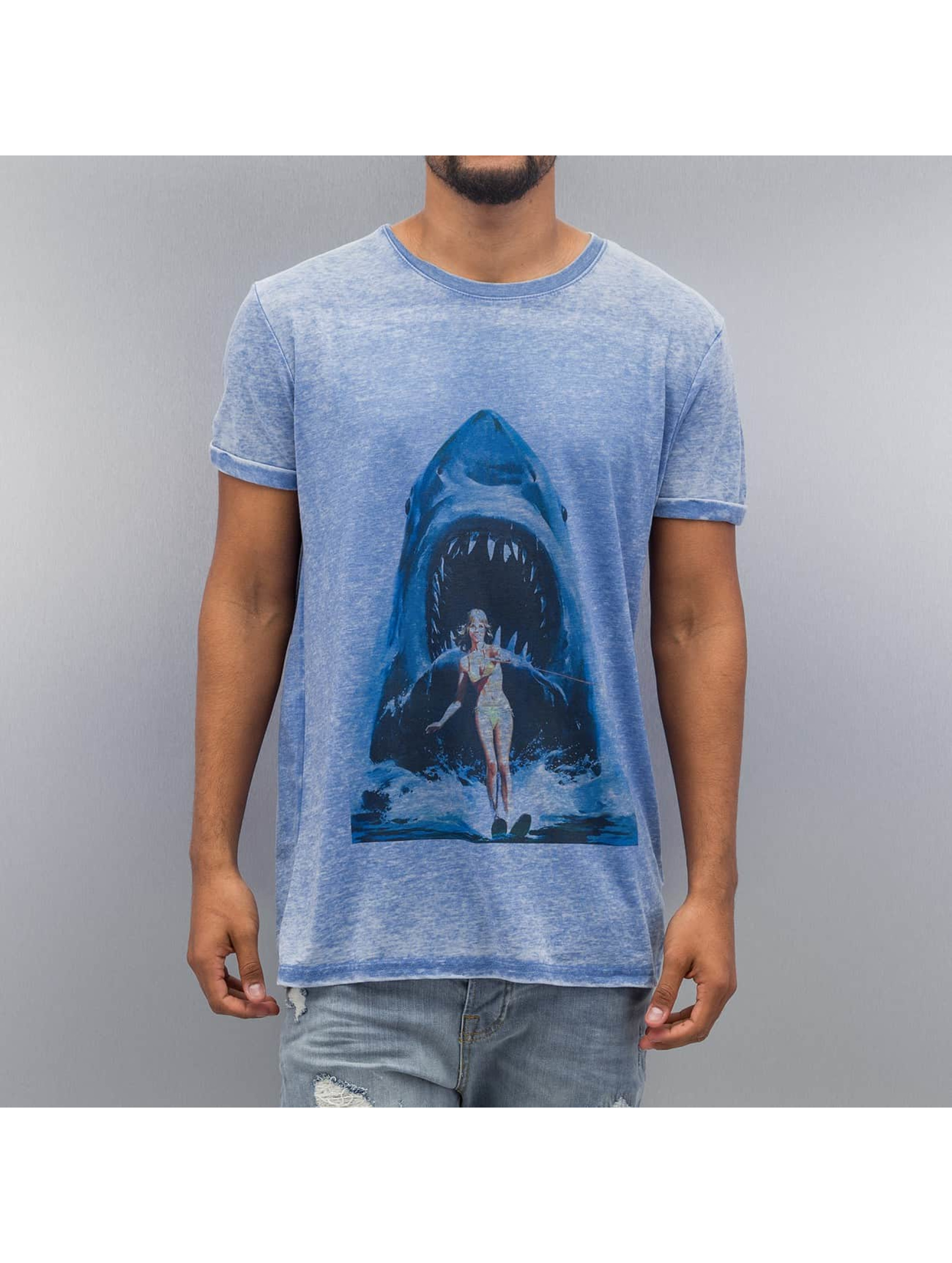 Monkey Business T-Shirty Shark Ski76 niebieski