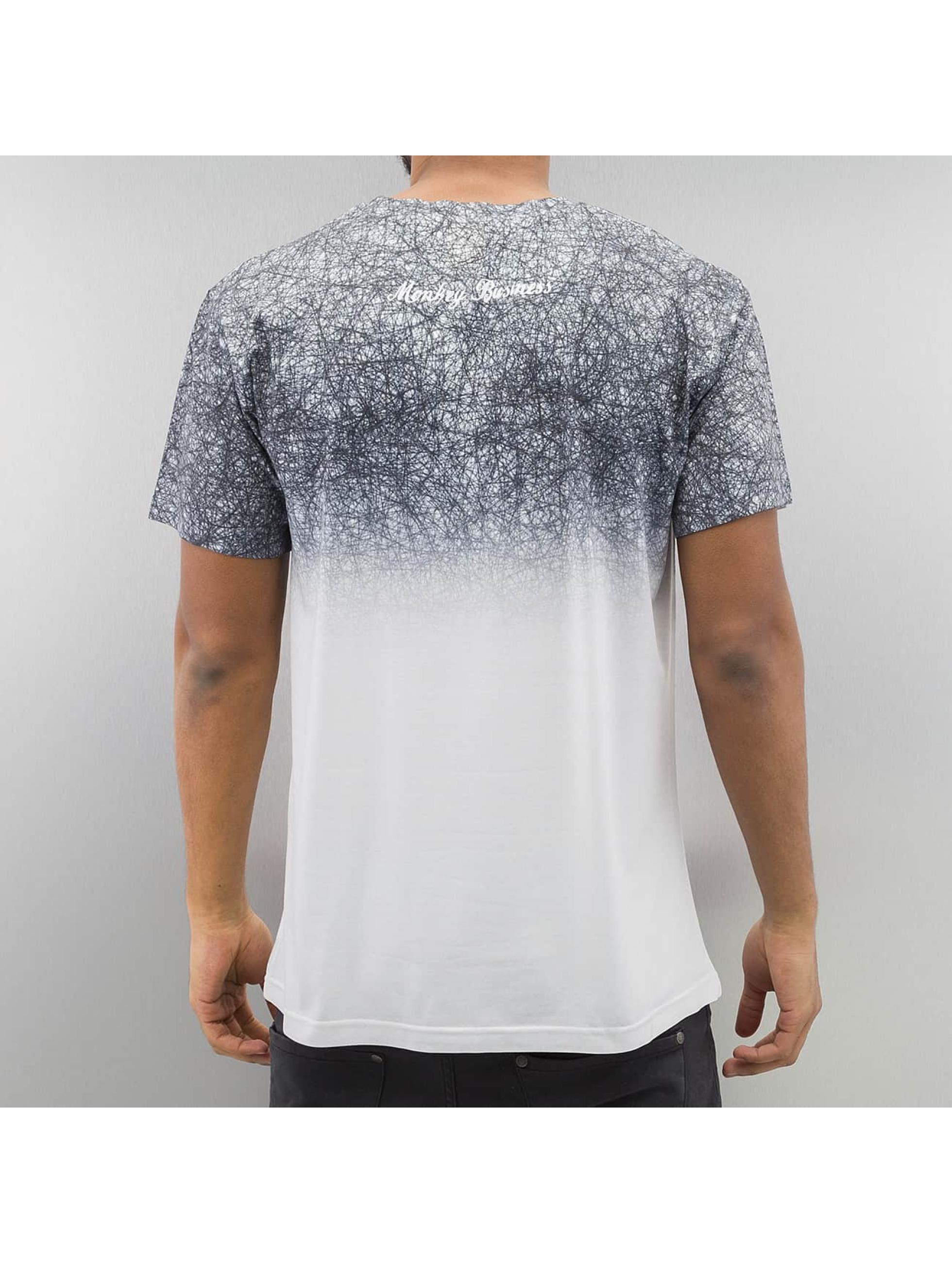 Monkey Business T-skjorter Black Scribble grå