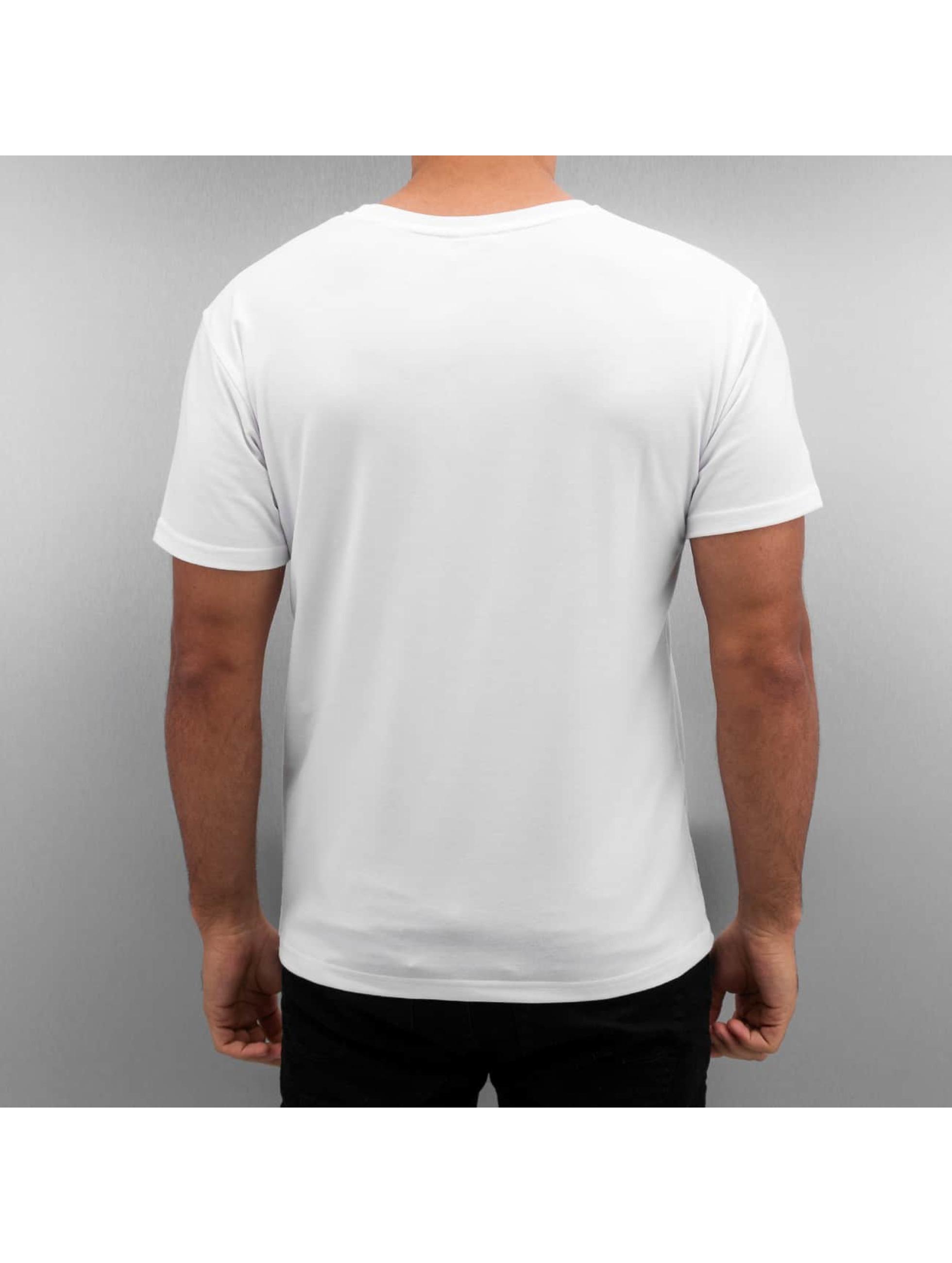 Monkey Business T-skjorter Shark Ski hvit