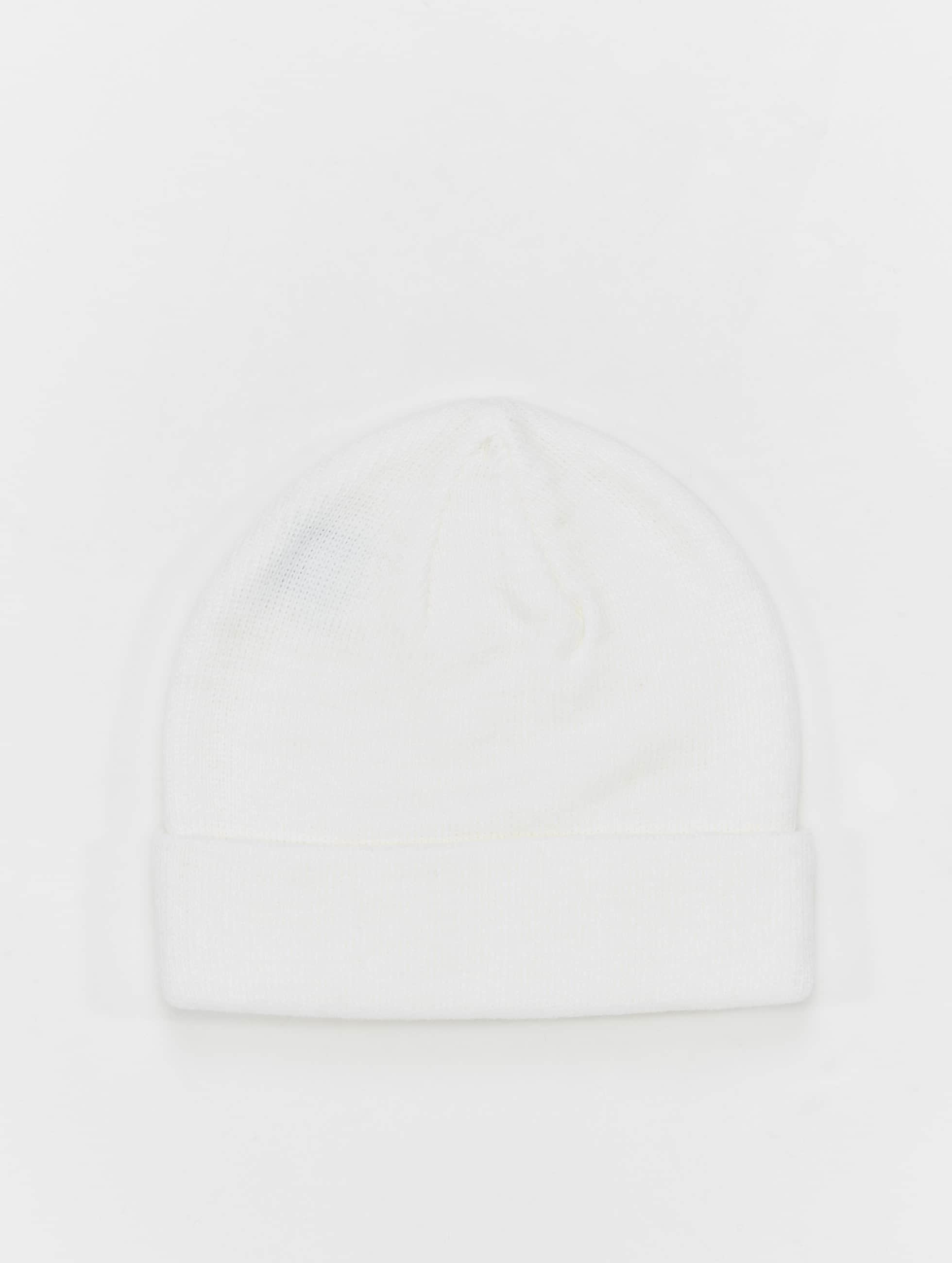 MSTRDS шляпа Short Cuff Knit белый