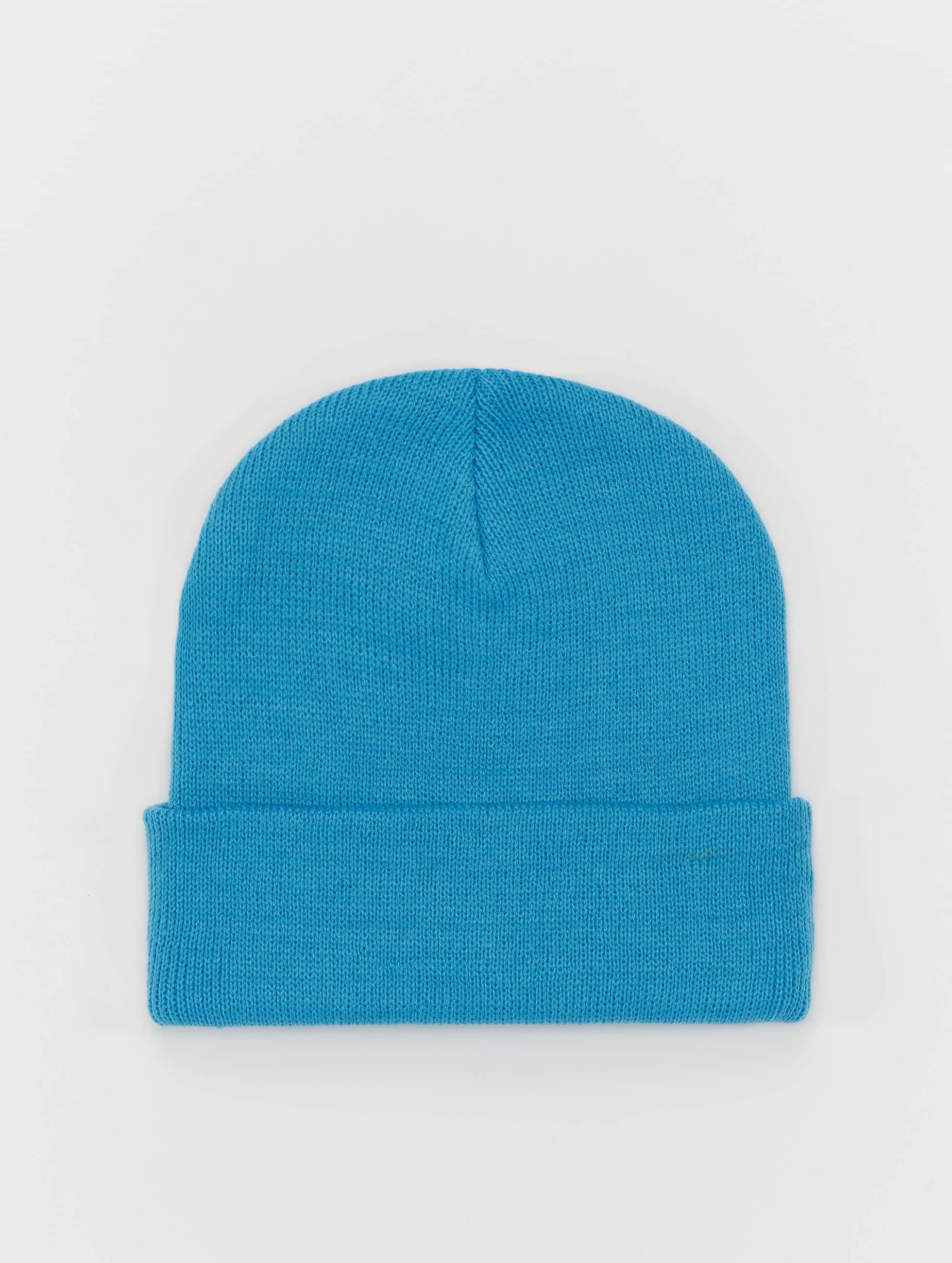 MSTRDS шляпа Basic Flap бирюзовый