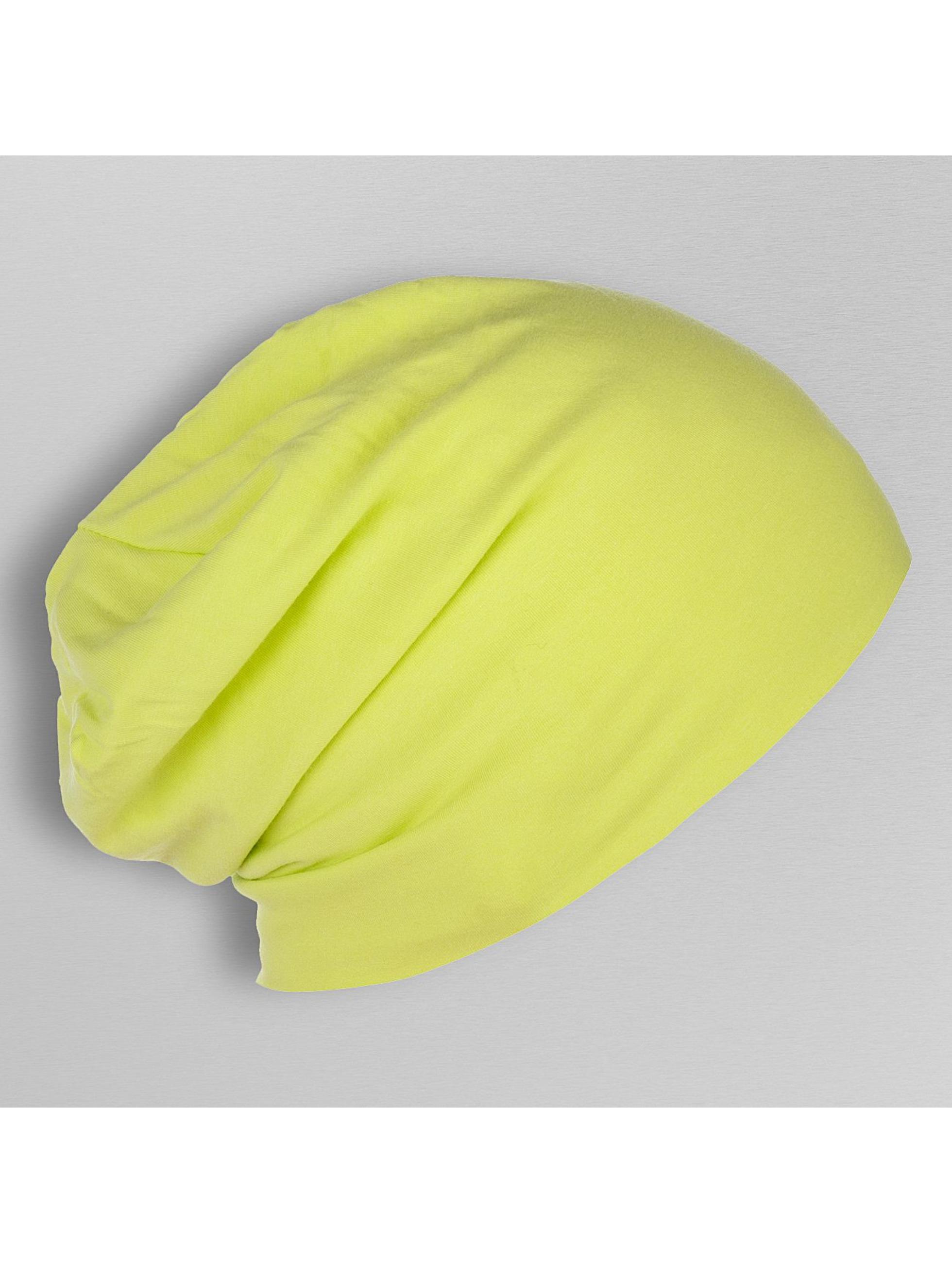 MSTRDS шляпа Jersey желтый
