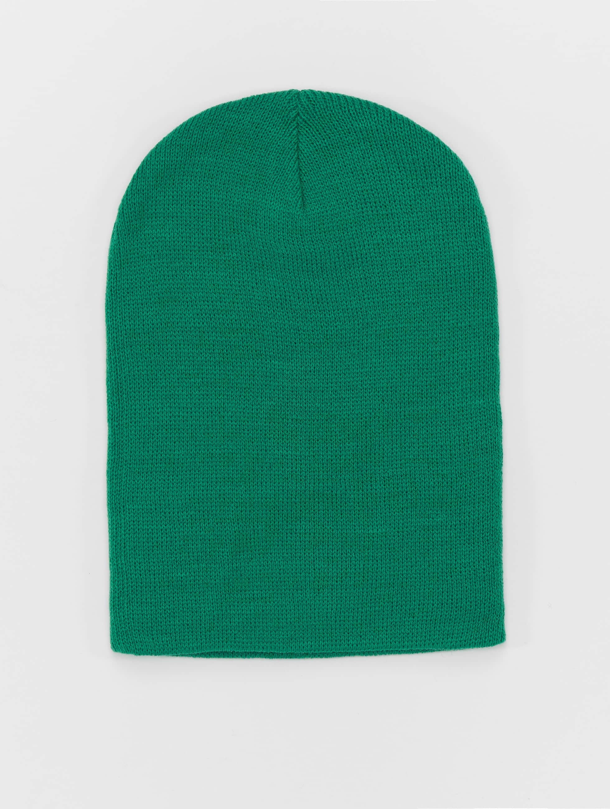 MSTRDS шляпа Basic Flap зеленый