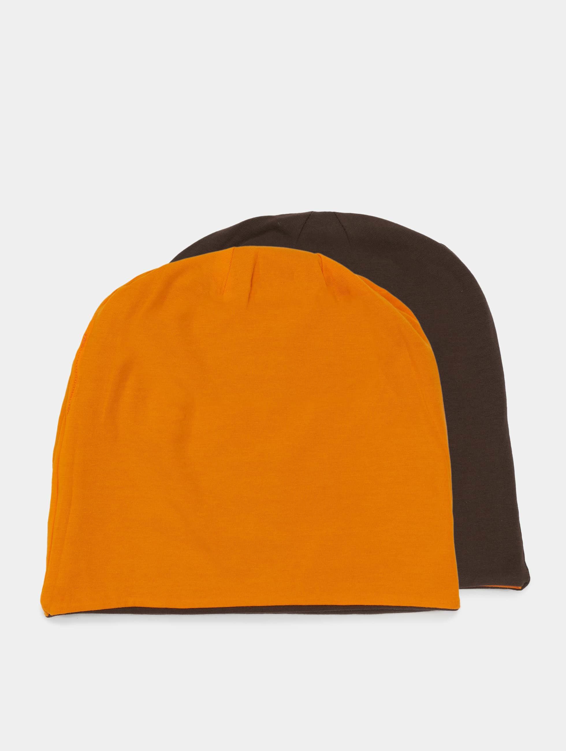 MSTRDS шляпа Jersey Reversible коричневый