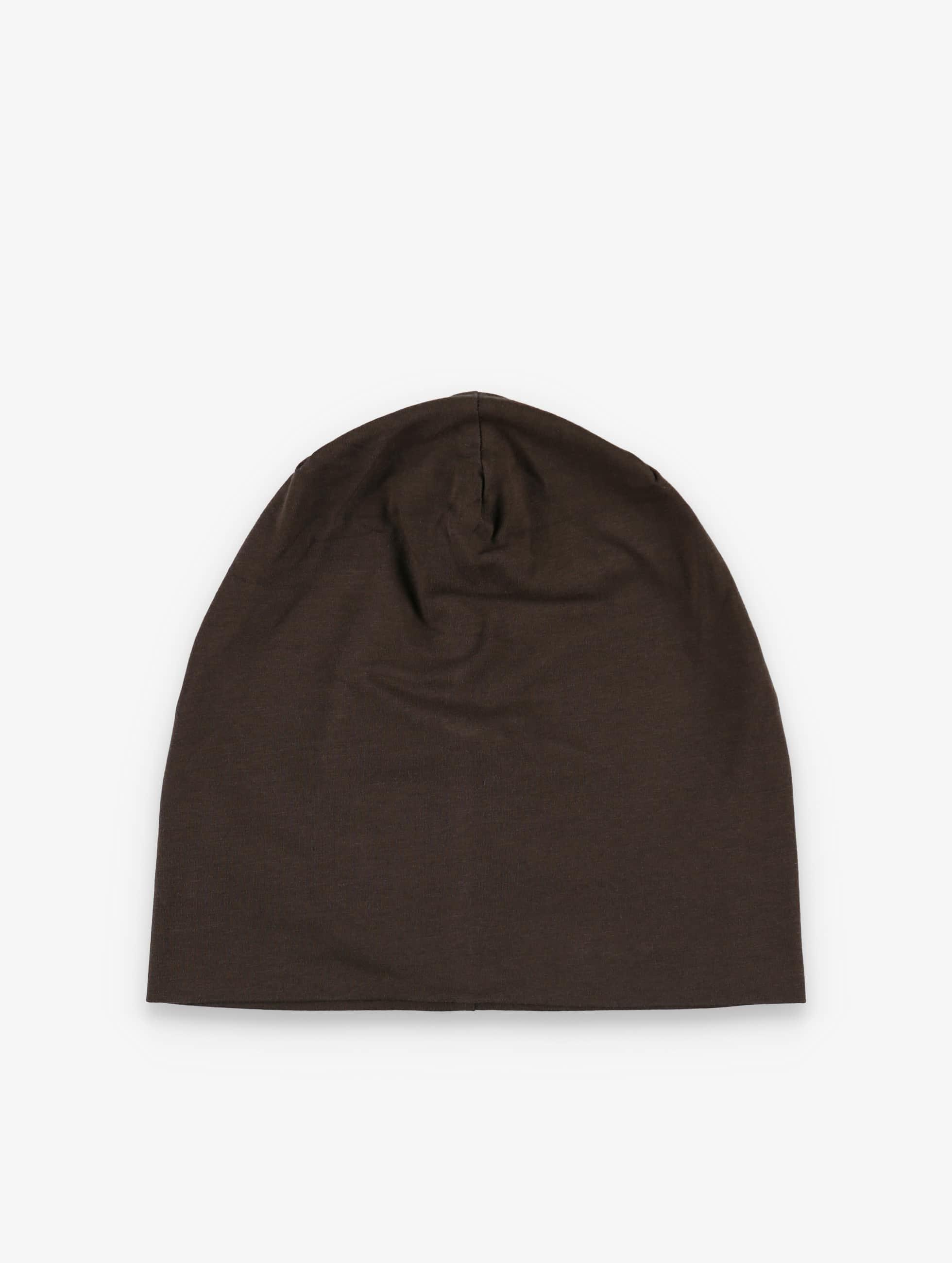 MSTRDS шляпа Jersey коричневый