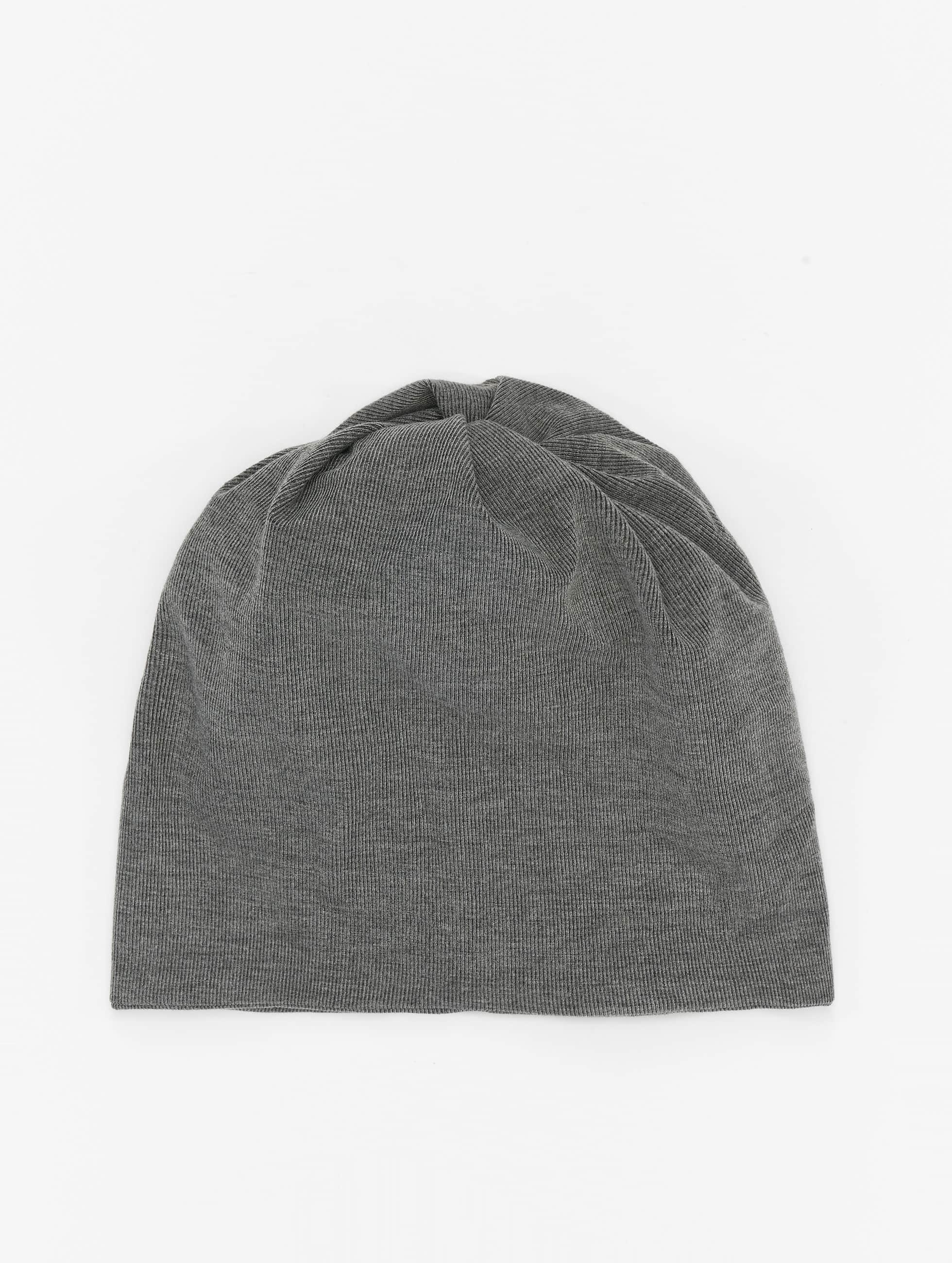 MSTRDS шляпа Rib 2 In 1 серый