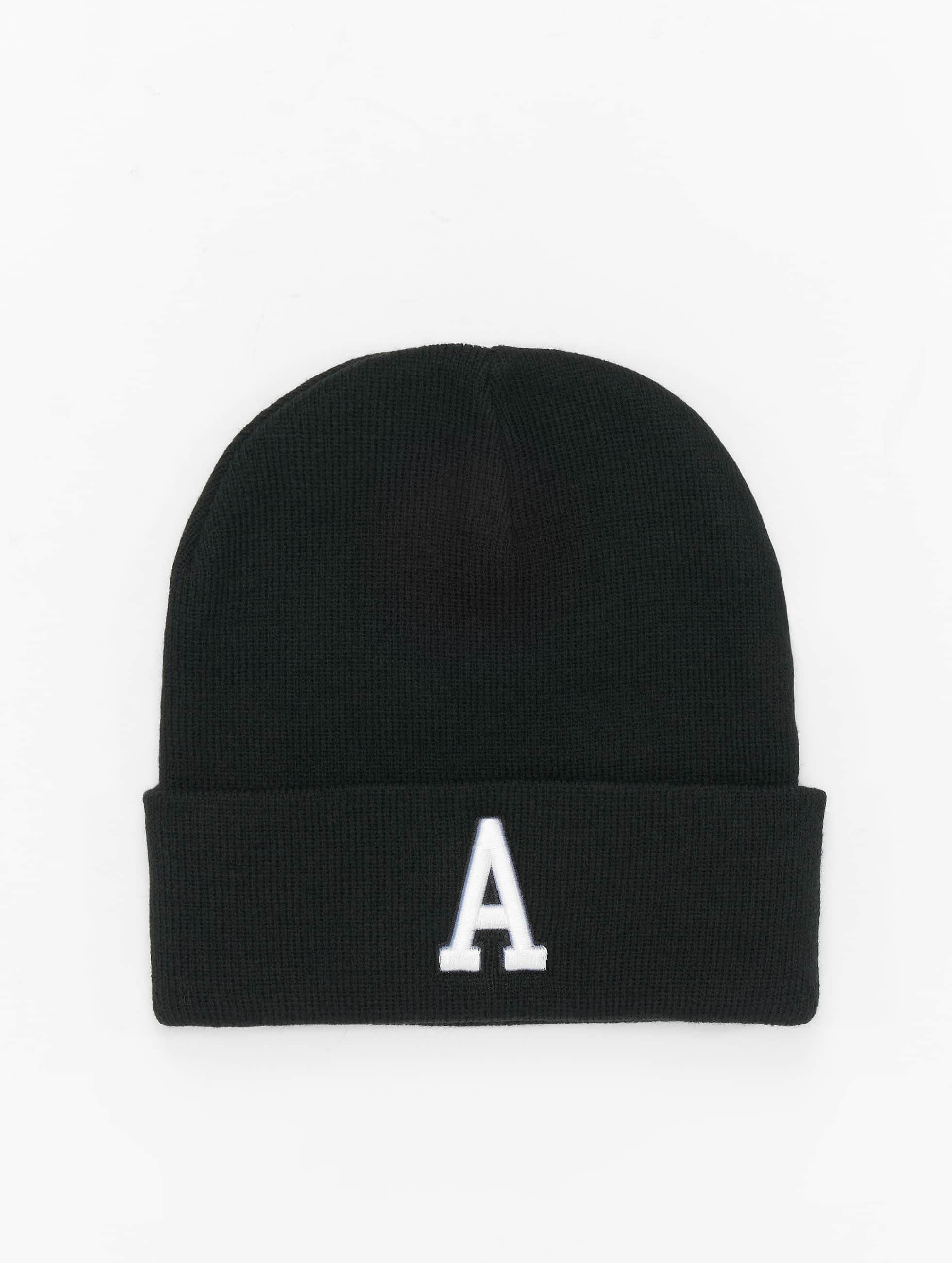 MSTRDS шляпа A Letter черный