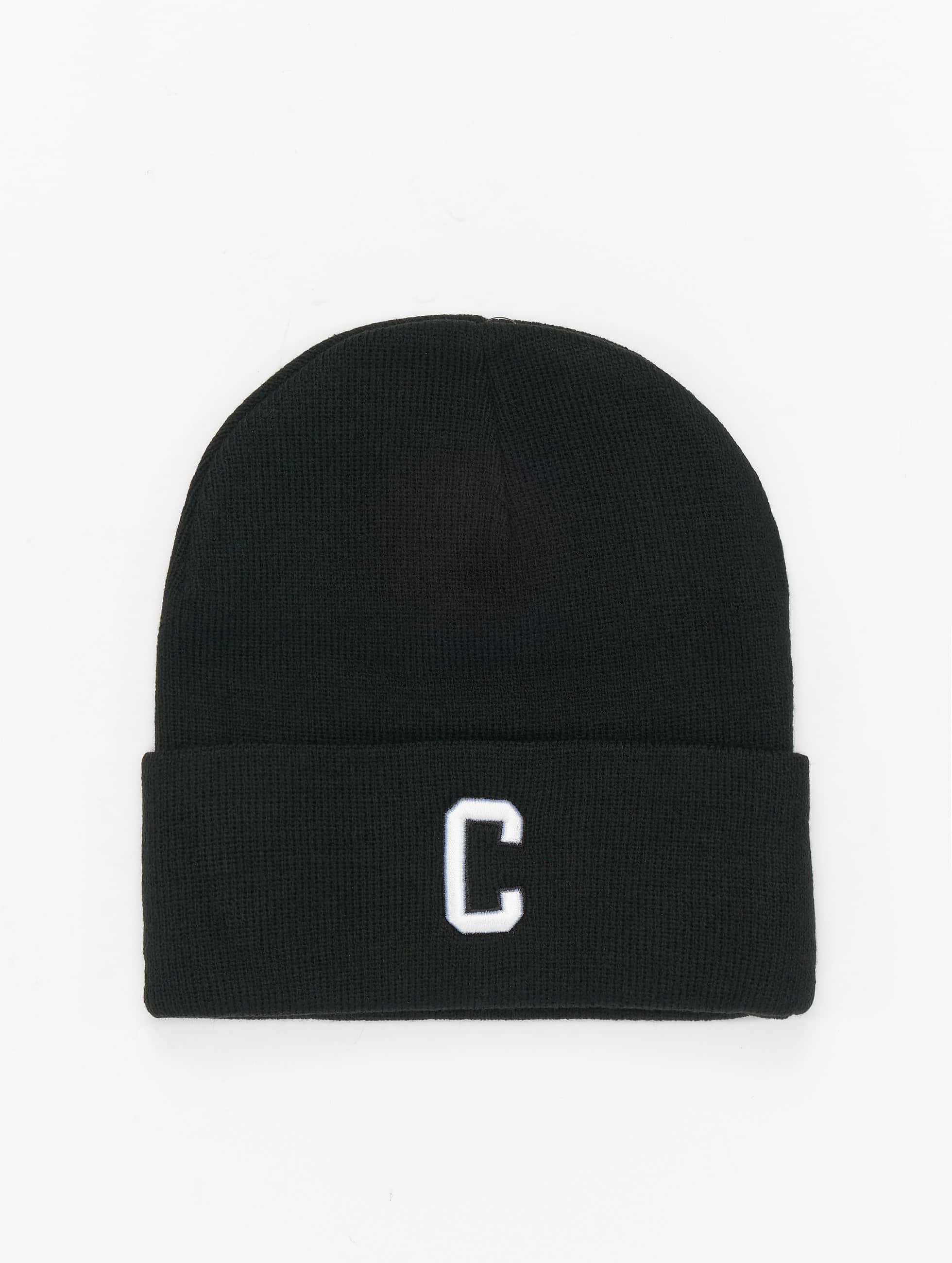 MSTRDS шляпа C Letter черный