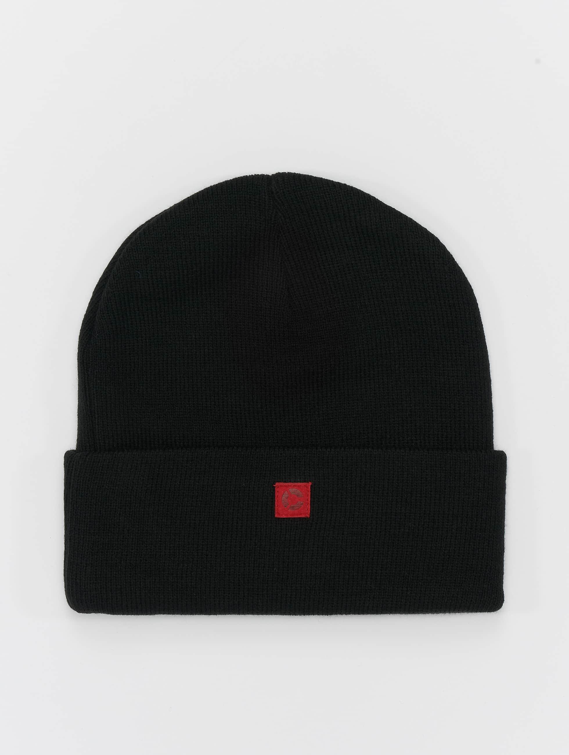 MSTRDS шляпа E Letter черный