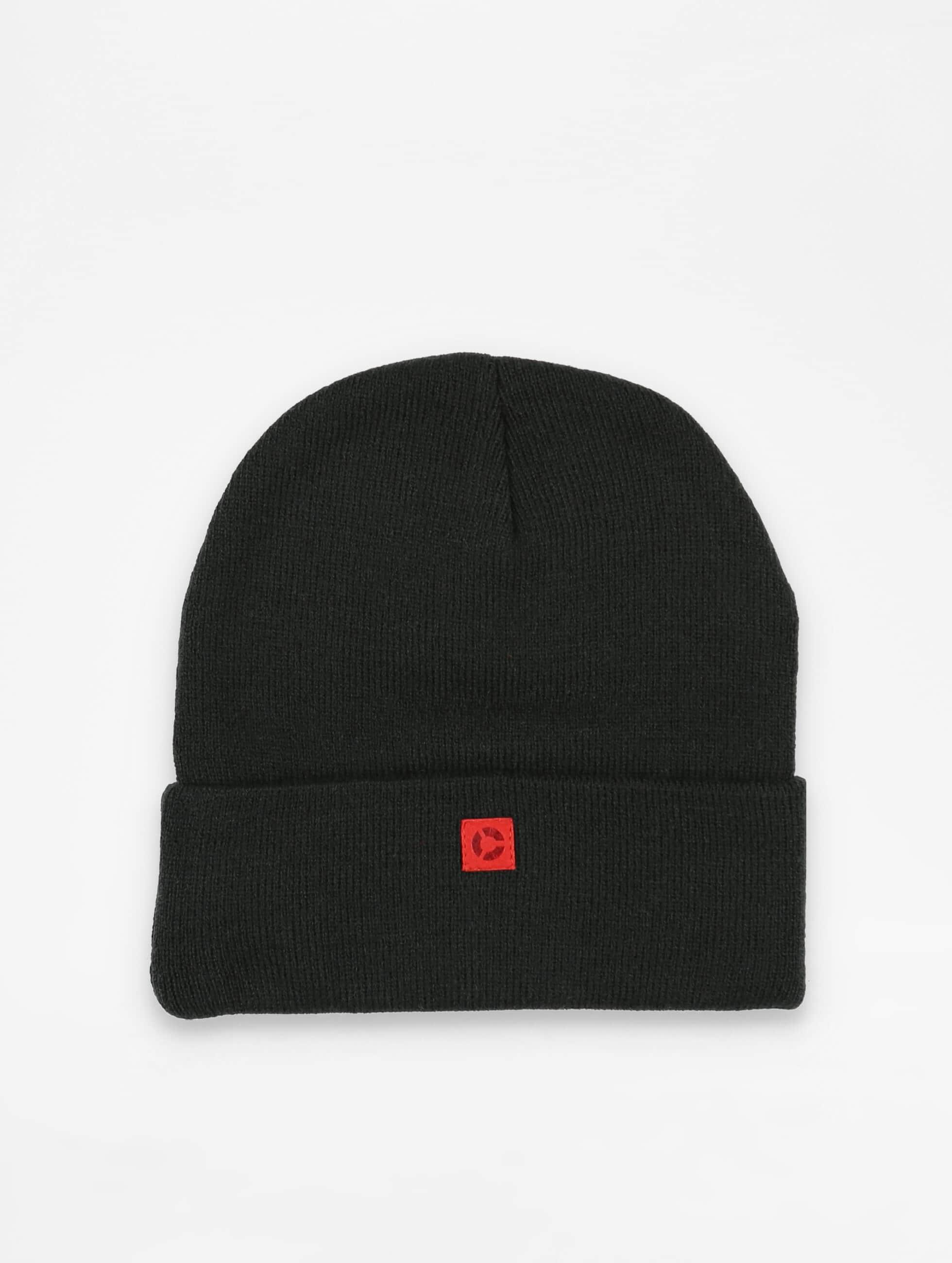 MSTRDS шляпа I Letter черный