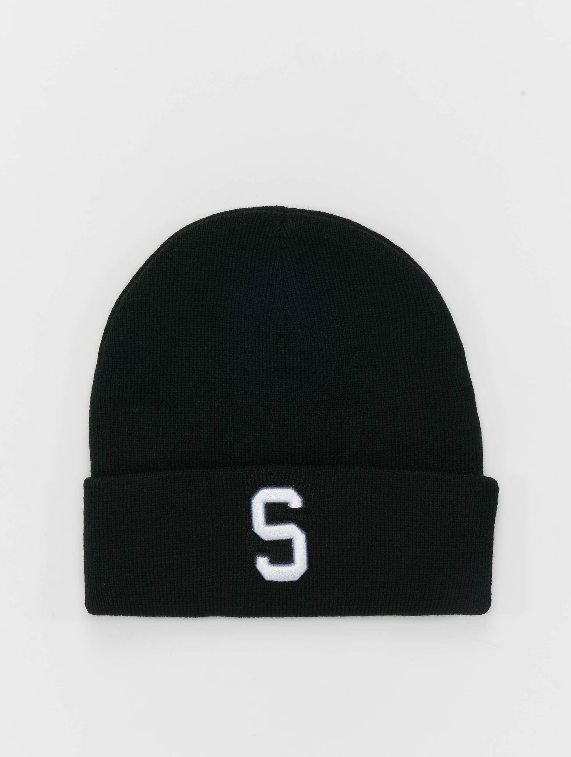 MSTRDS шляпа S Letter черный