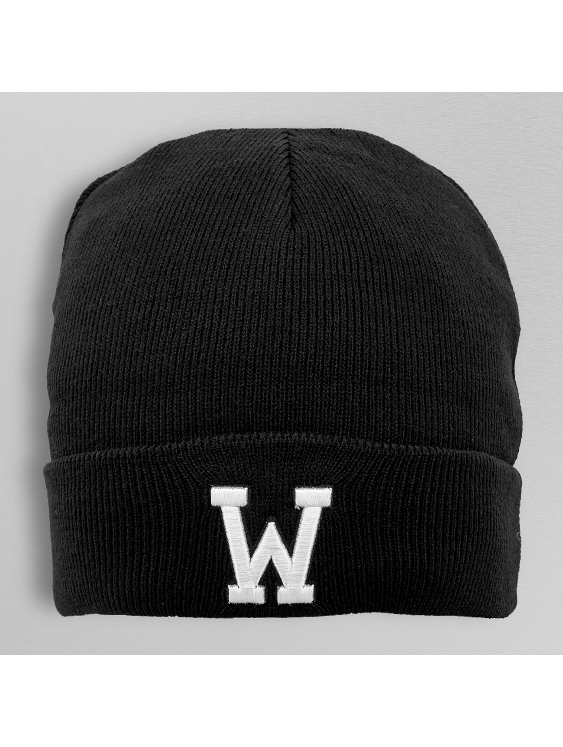 MSTRDS шляпа W Letter черный