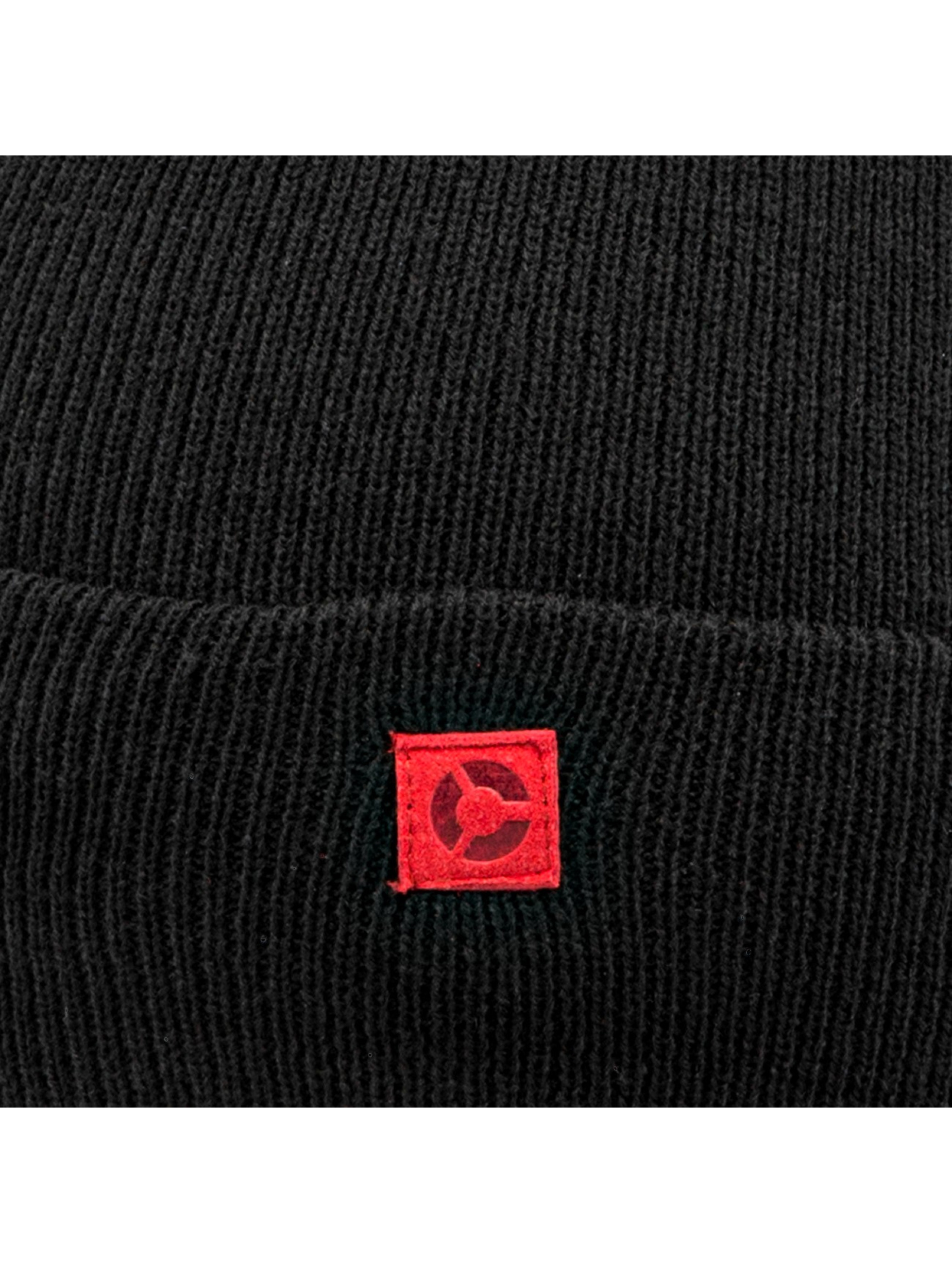 MSTRDS шляпа X Letter черный