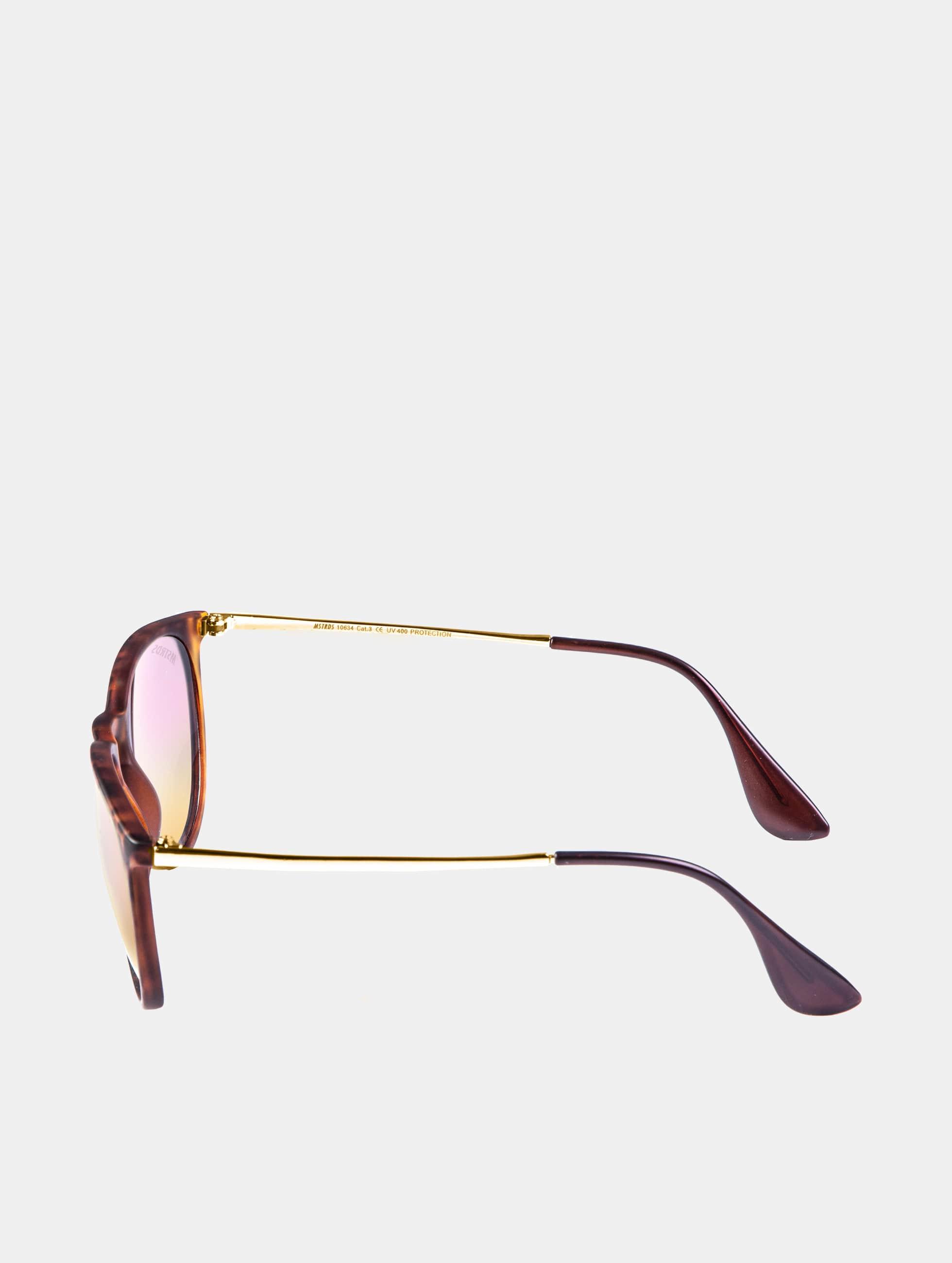 MSTRDS Aurinkolasit Jesica Polarized Mirror ruskea
