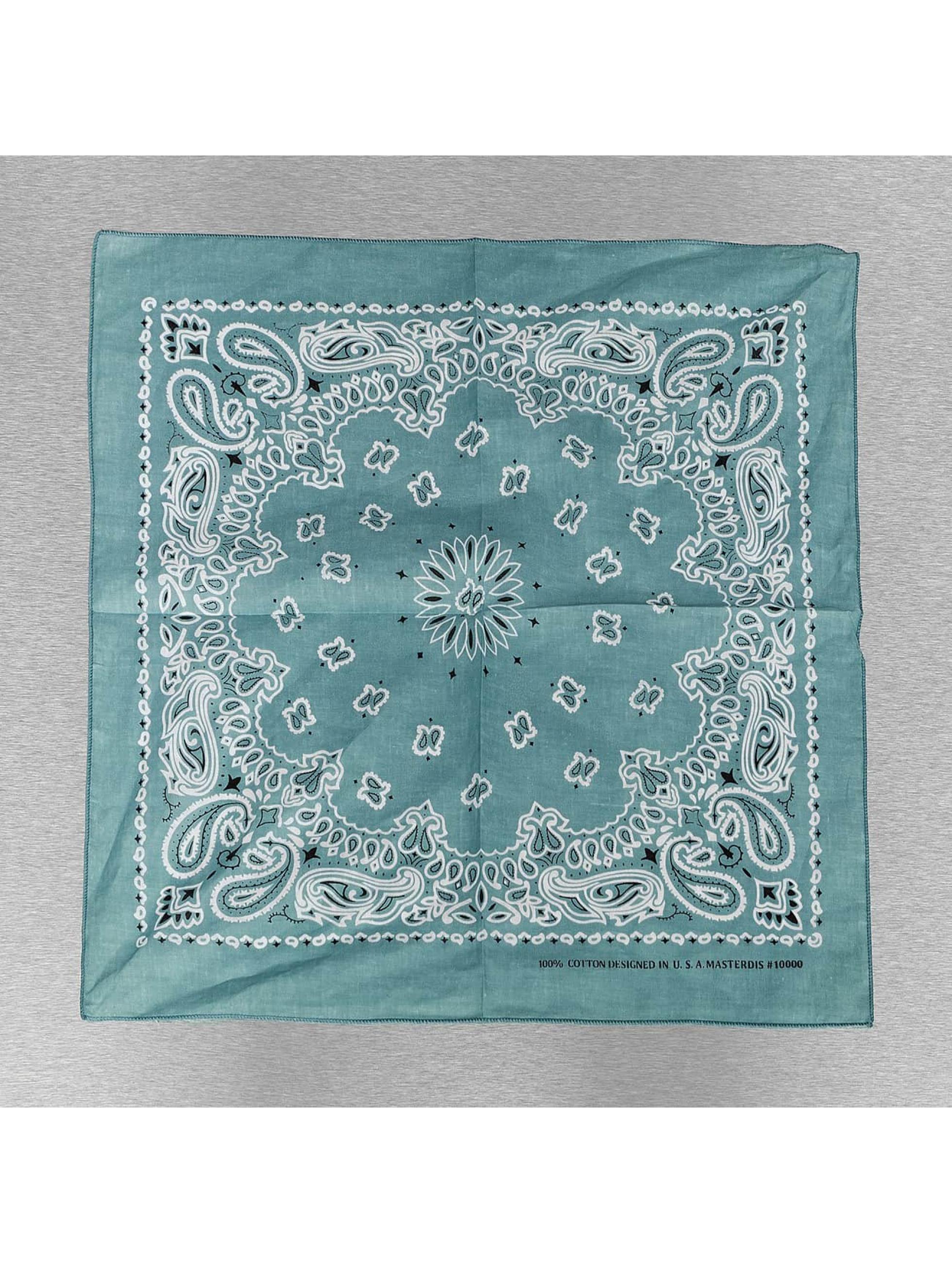 MSTRDS Bandana/Durag Printed grigio