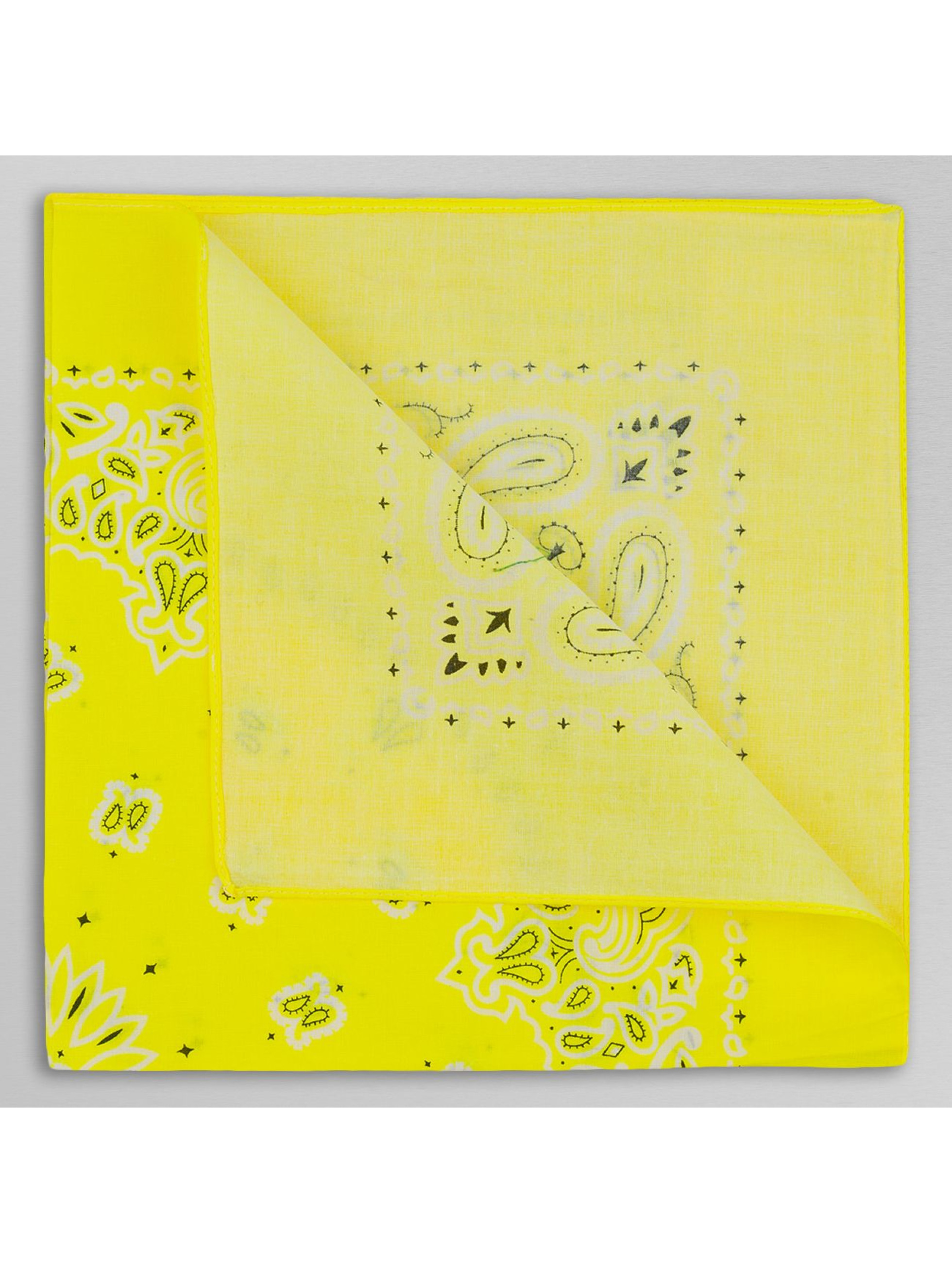 MSTRDS bandana Printed geel