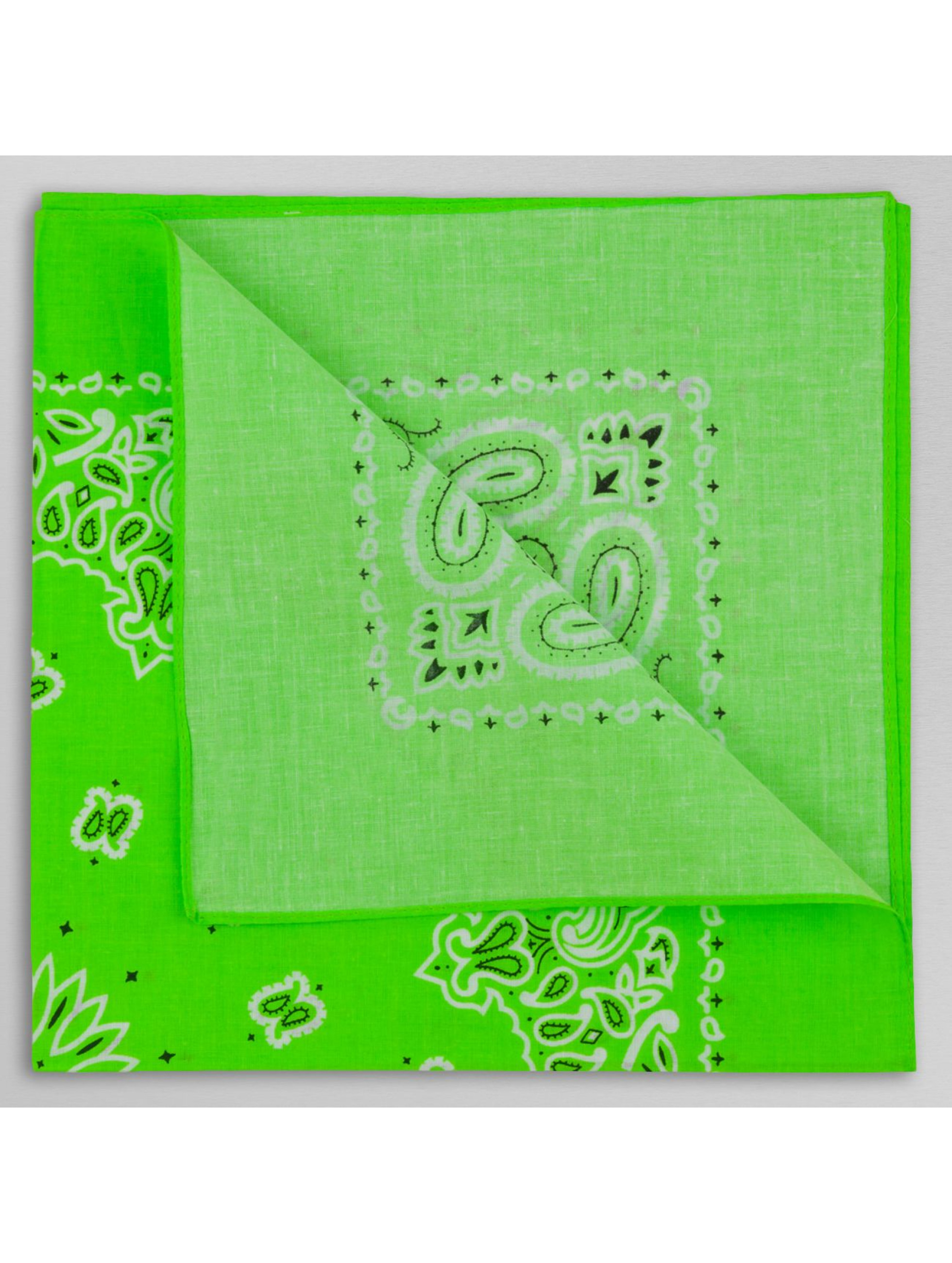 MSTRDS bandana Banna groen