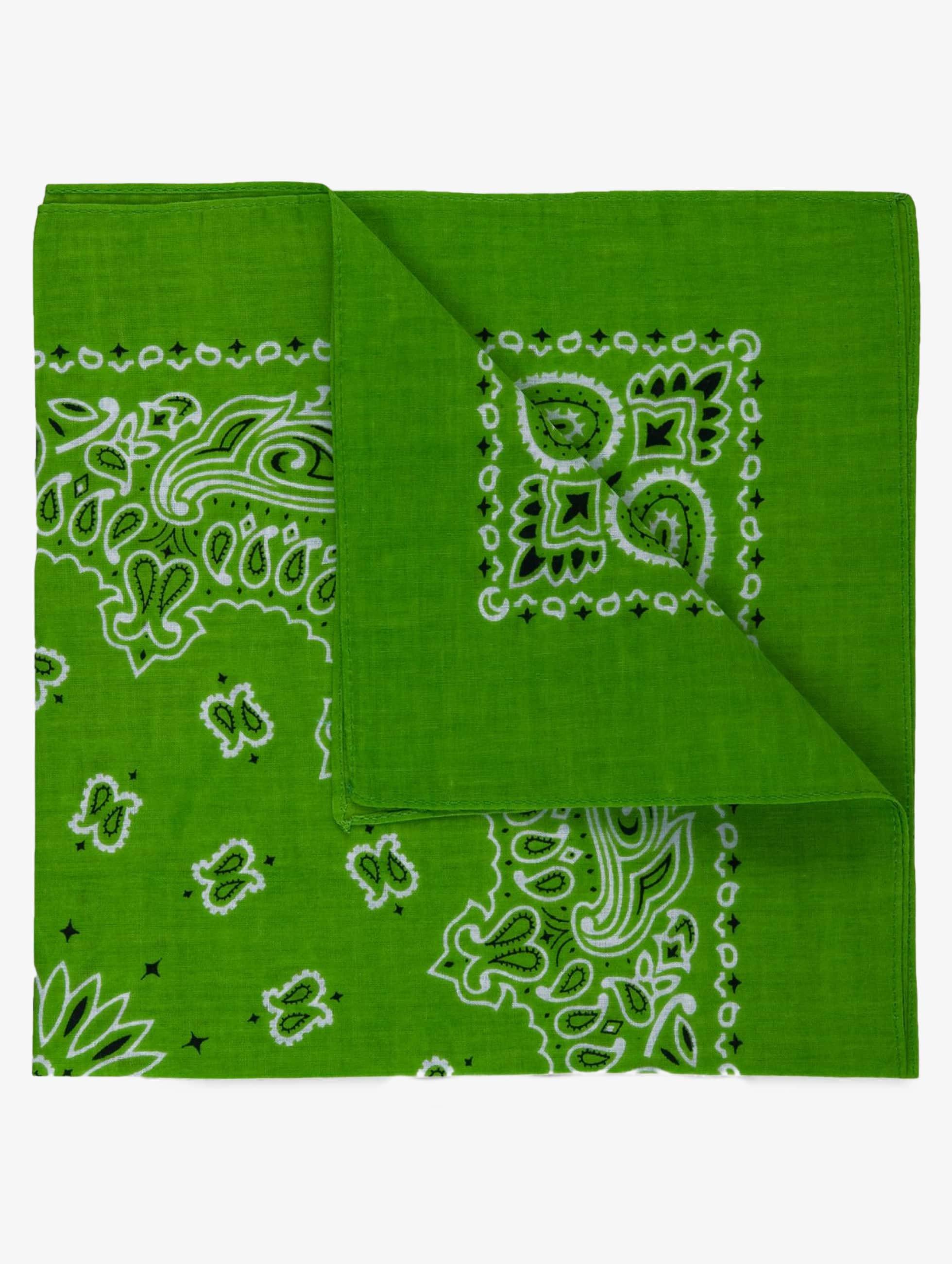 MSTRDS Bandana-huivit Printed vihreä
