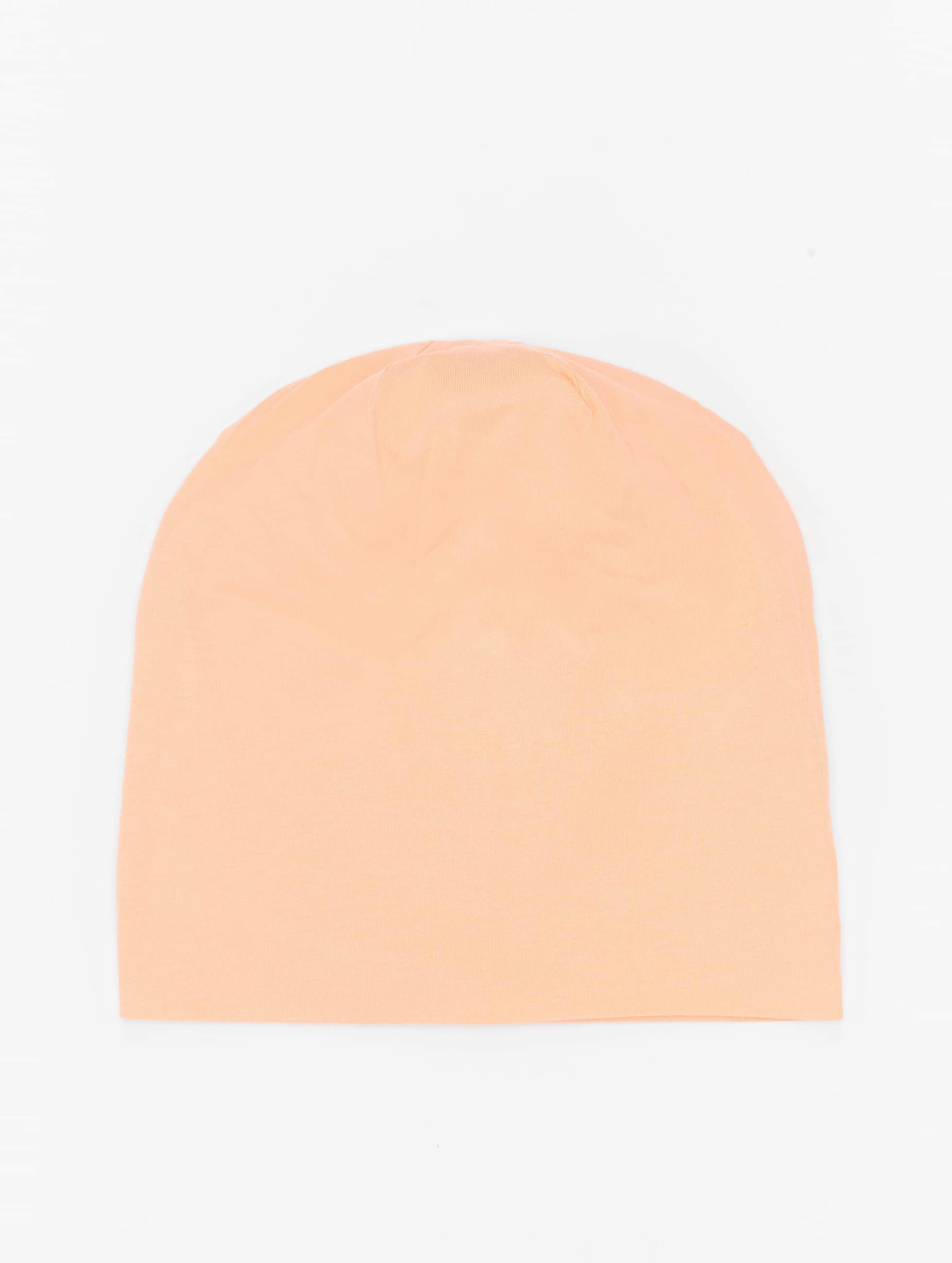 MSTRDS Beanie Pastel Jersey orange