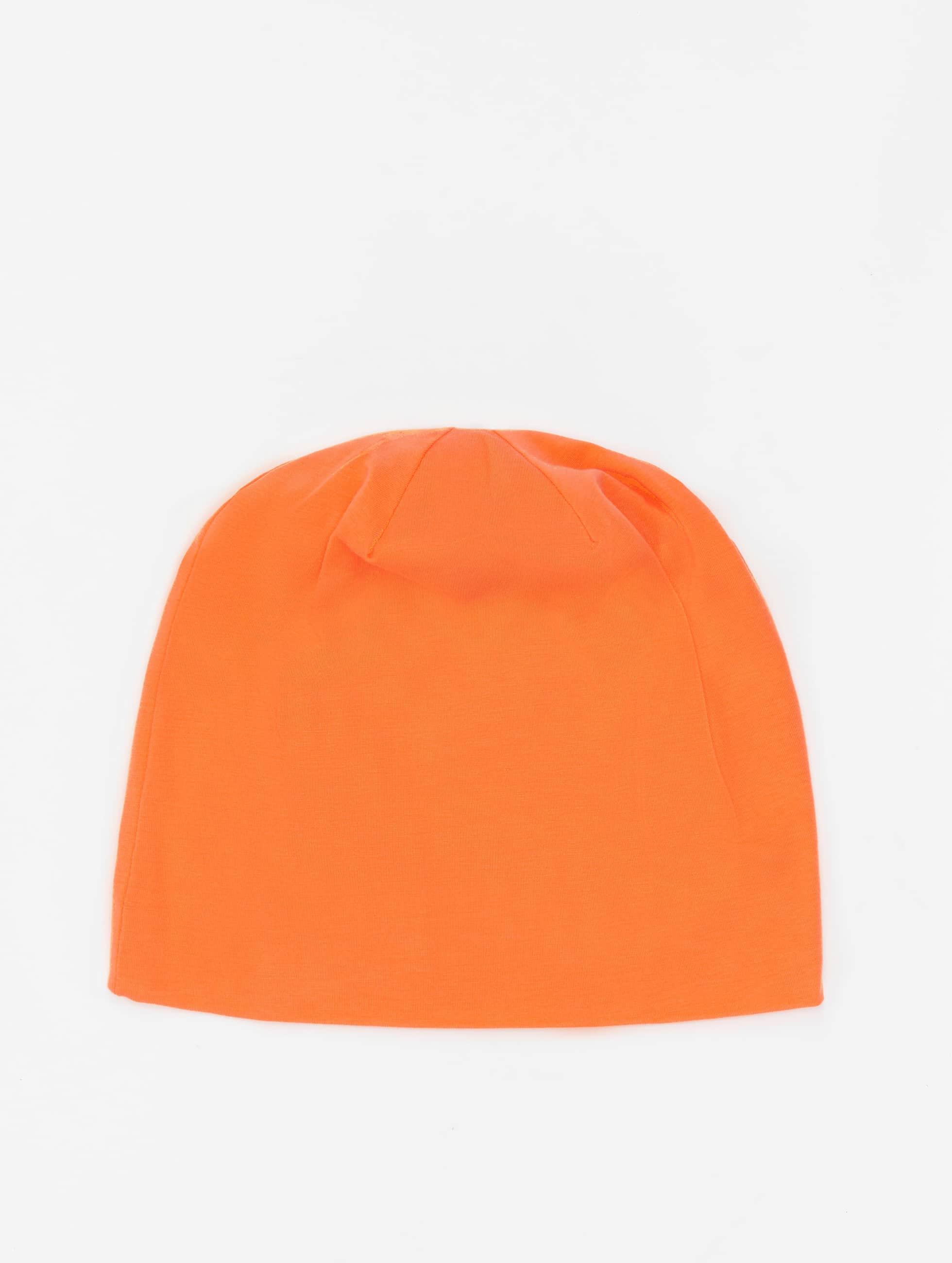 MSTRDS Beanie Jersey orange