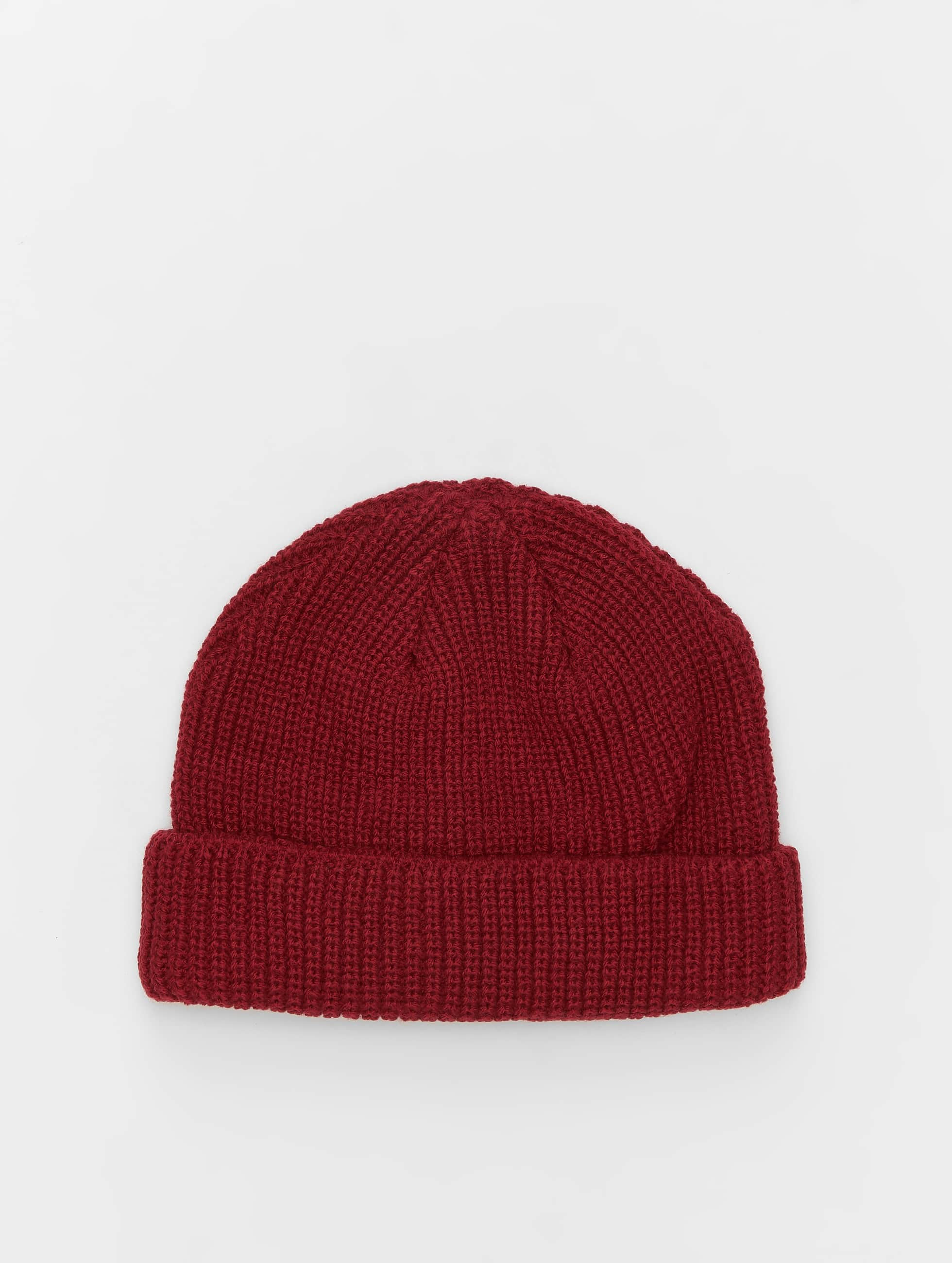 MSTRDS Beanie Fisherman II red