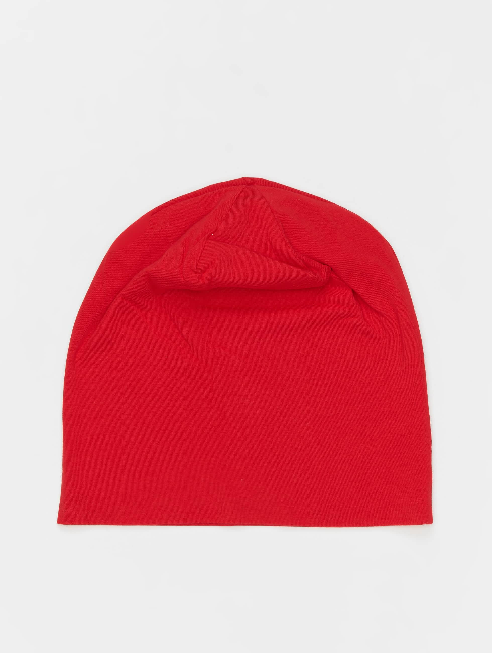 MSTRDS Beanie Jersey rood