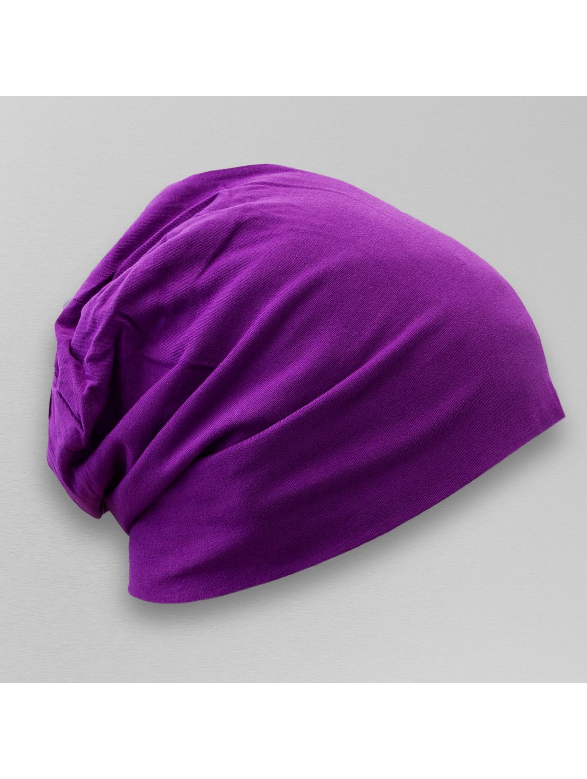 MSTRDS Beanie Jersey violet