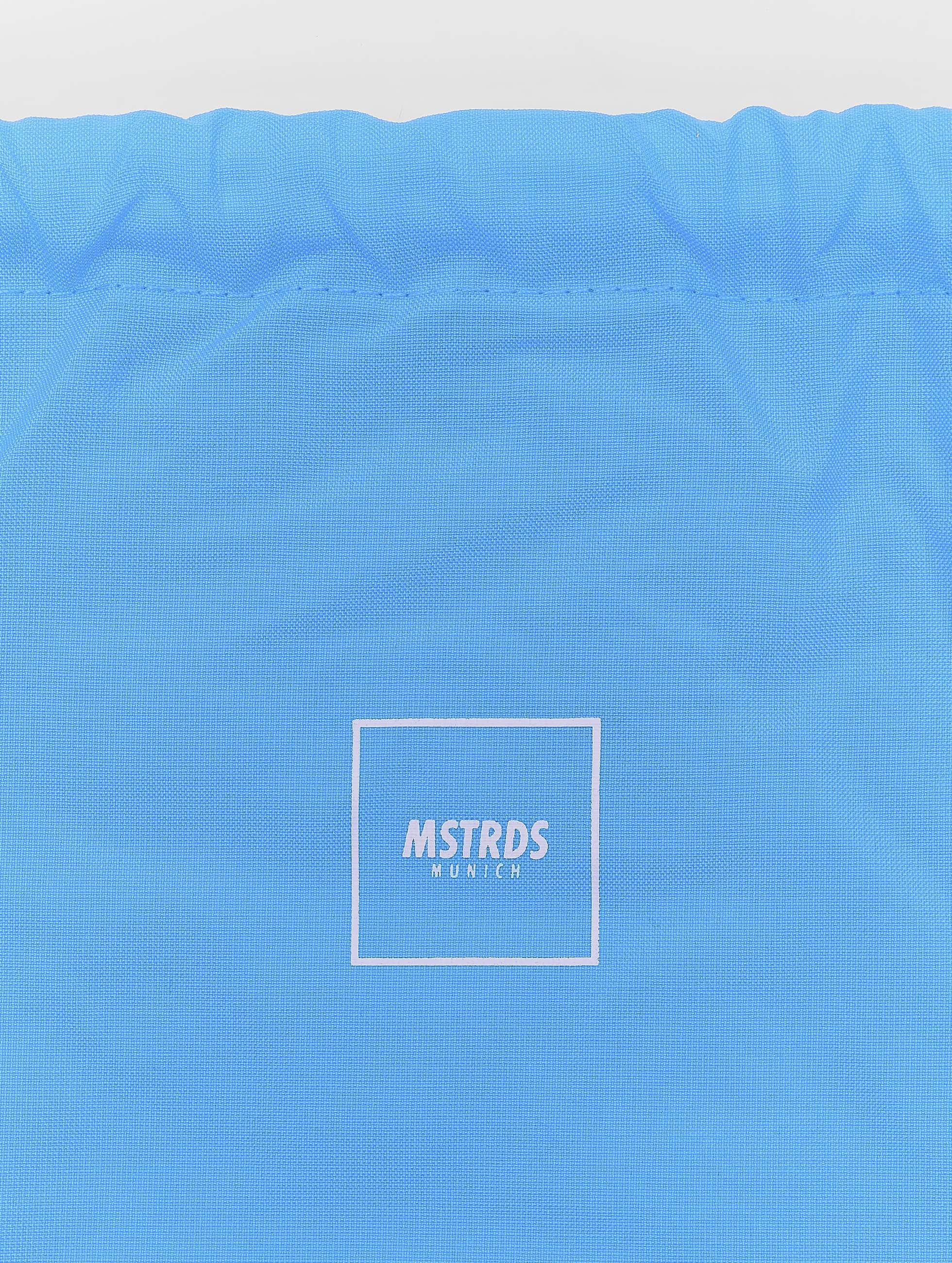 MSTRDS Beutel Basic blau