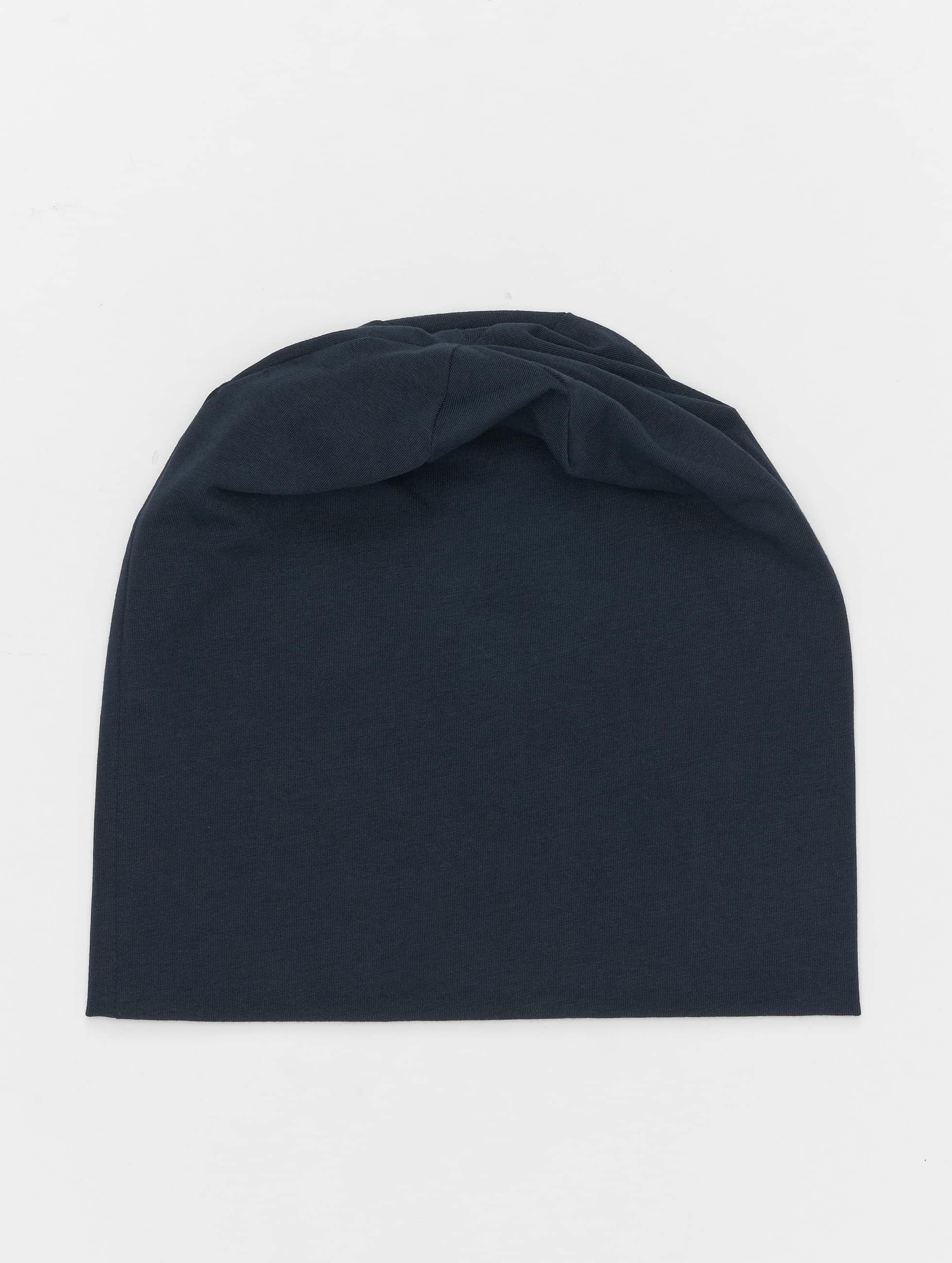 MSTRDS Bonnet Jersey bleu