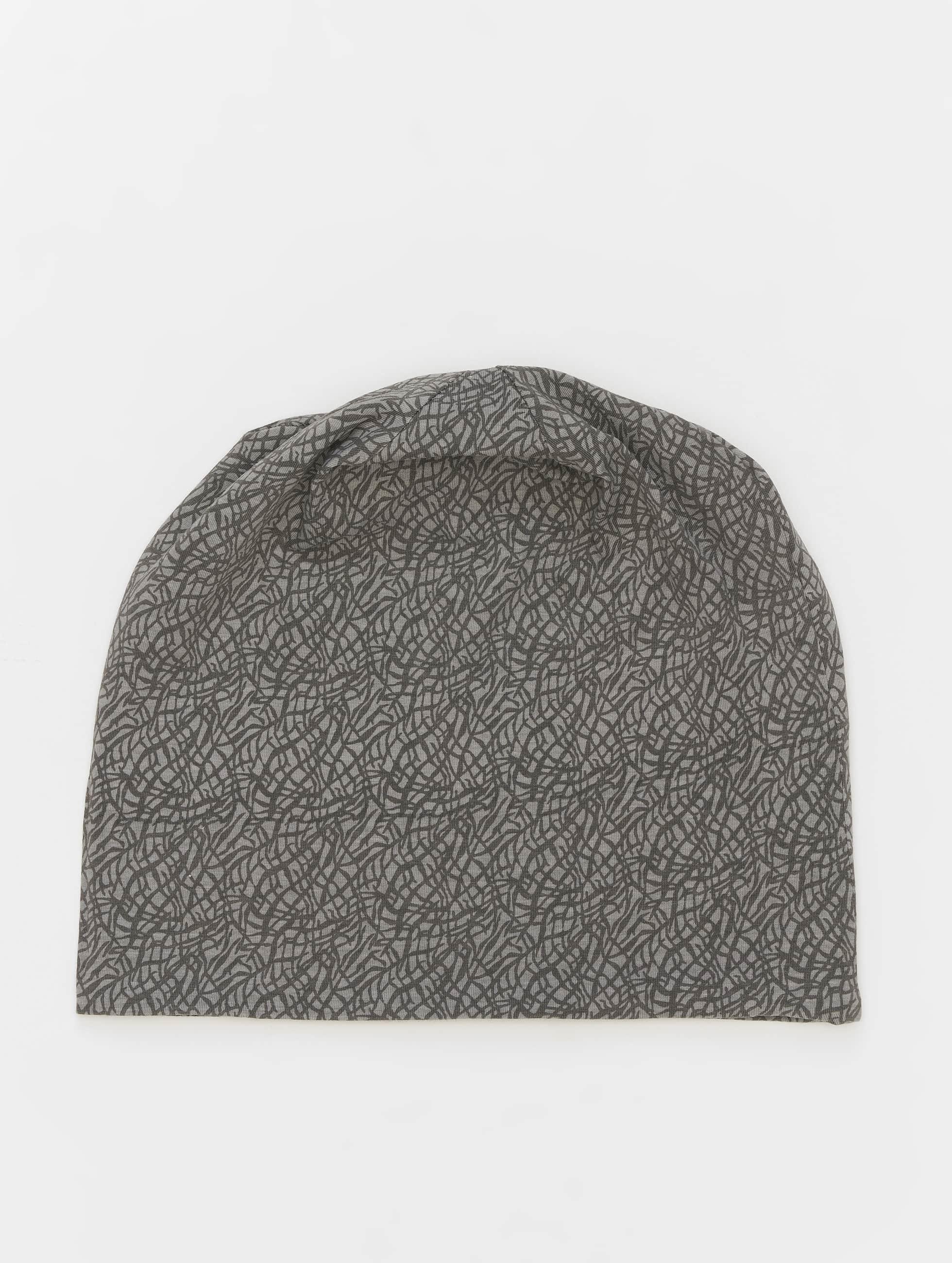 MSTRDS Bonnet Printed Jersey gris