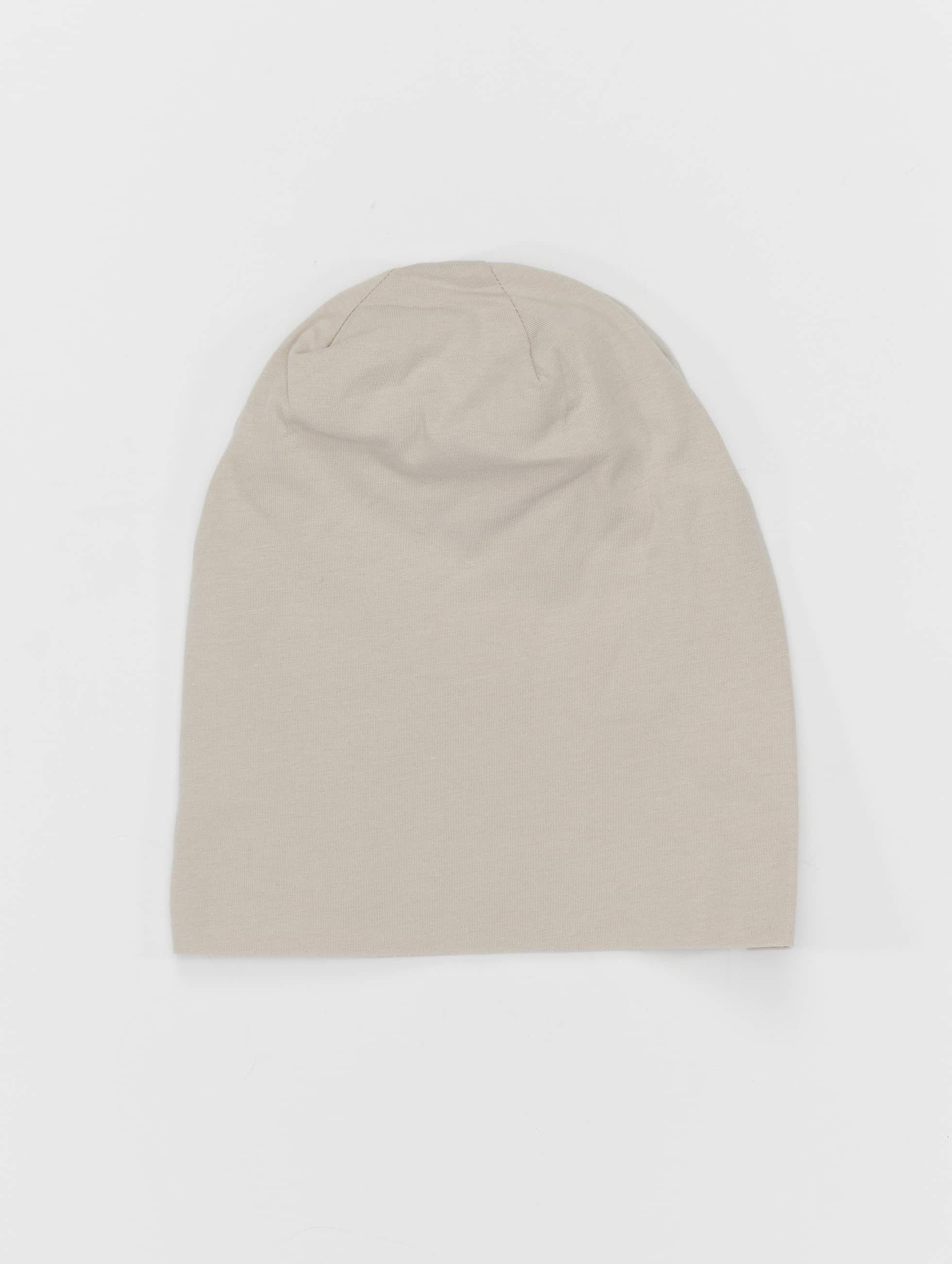 MSTRDS Bonnet Pastel Jersey gris