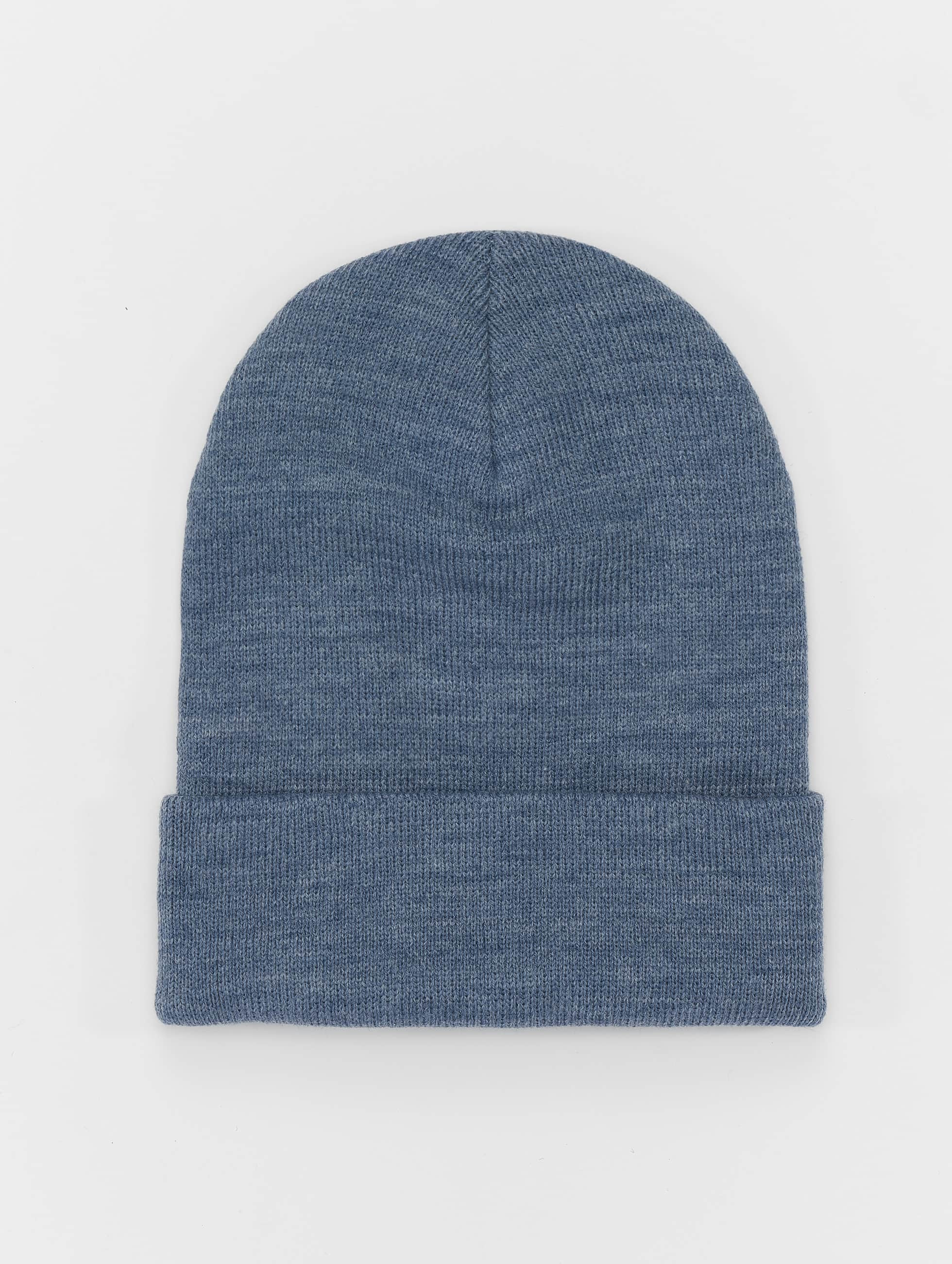 MSTRDS Bonnet Basic Flap Long indigo