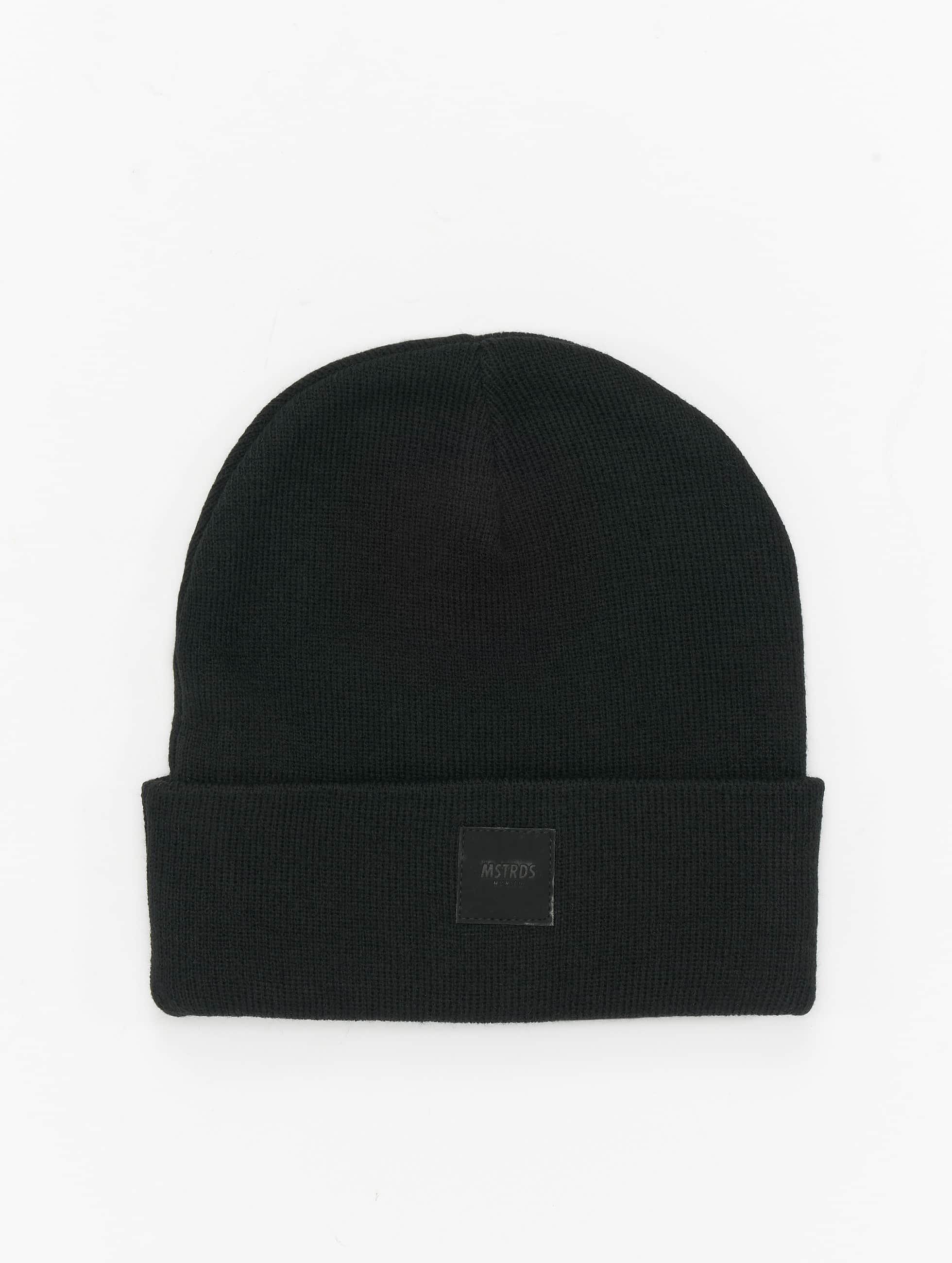 MSTRDS Bonnet A Letter noir