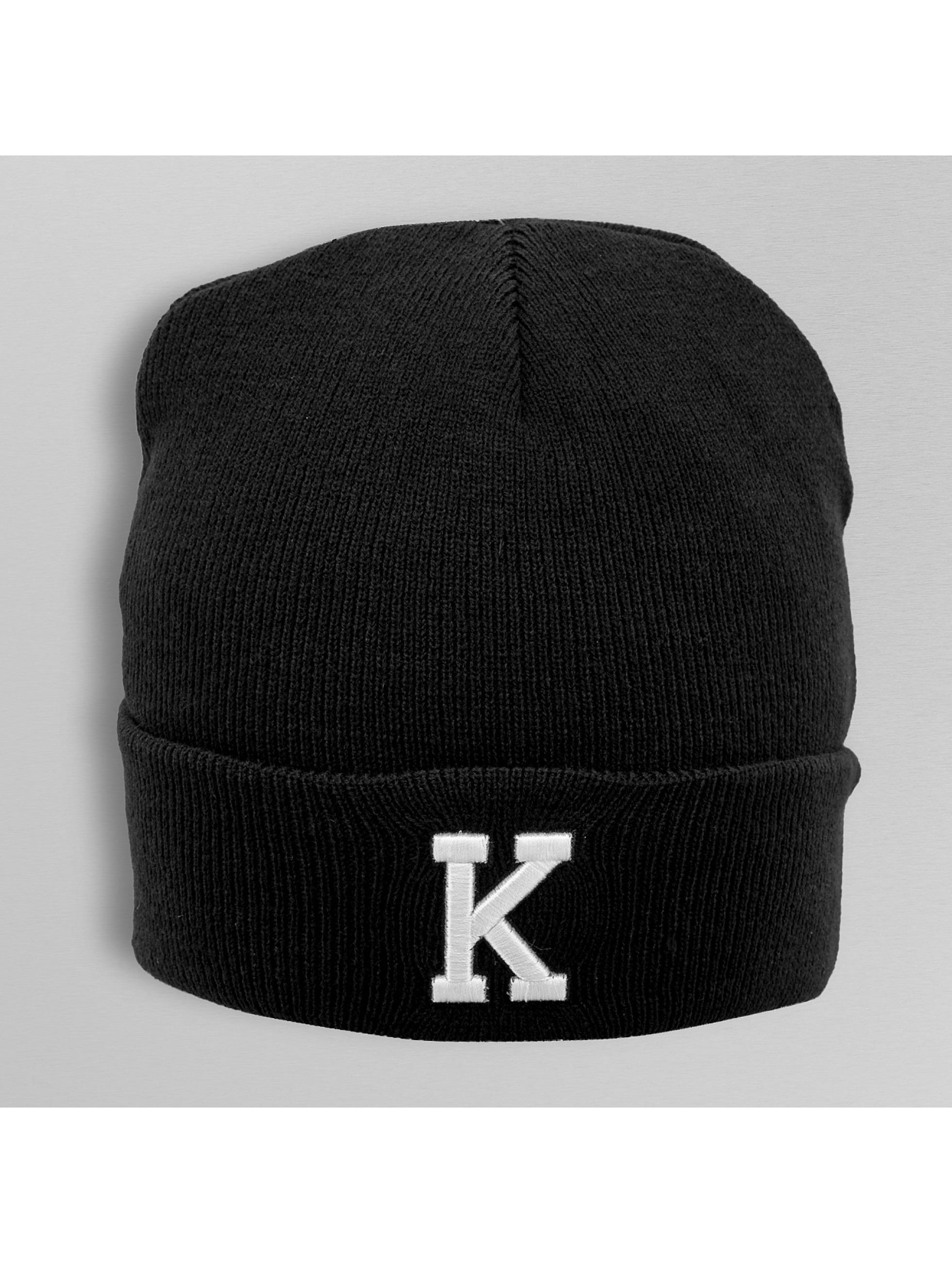 MSTRDS Bonnet K Letter noir