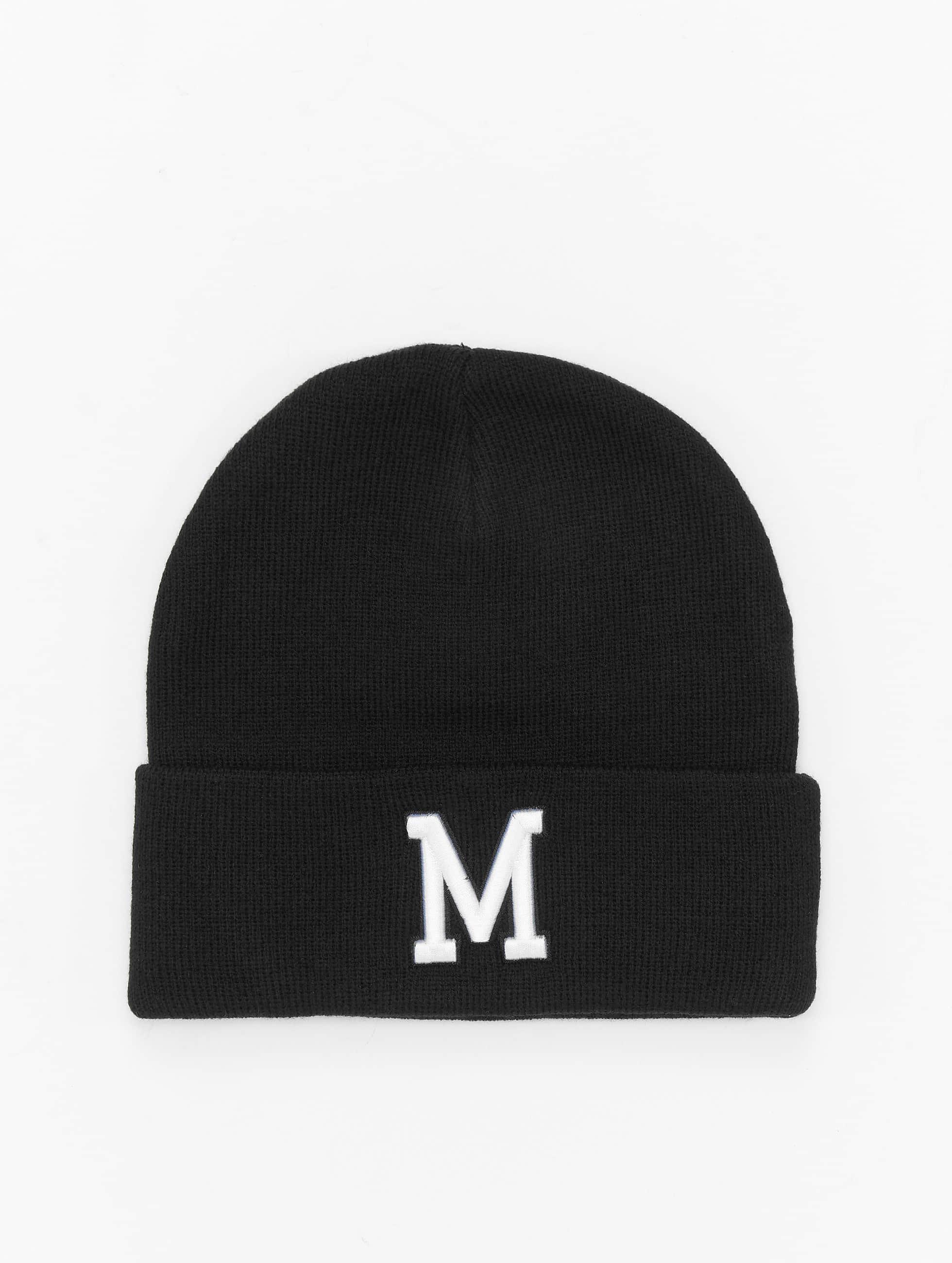 MSTRDS Bonnet M Letter noir