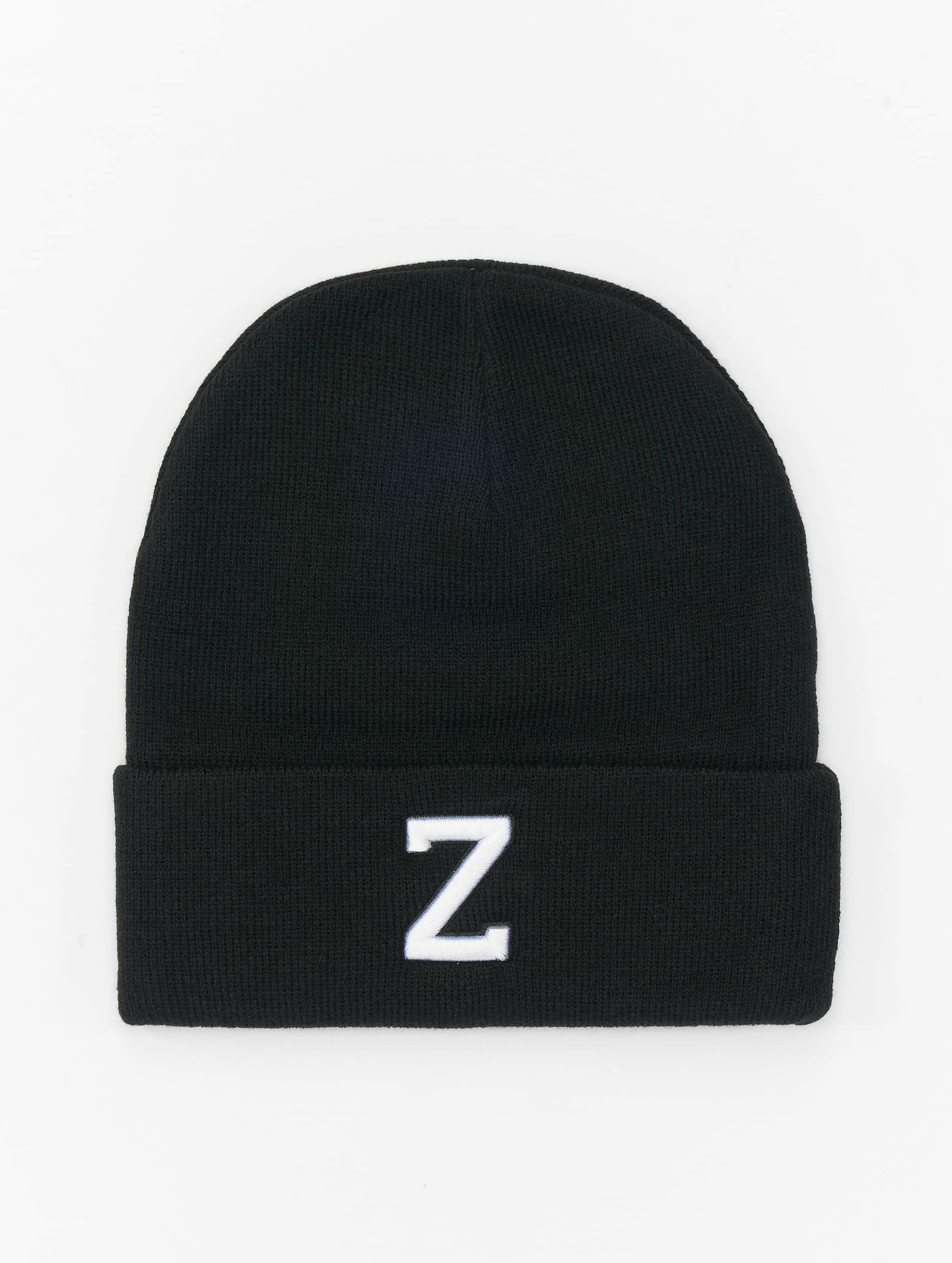 MSTRDS Bonnet Z Letter noir