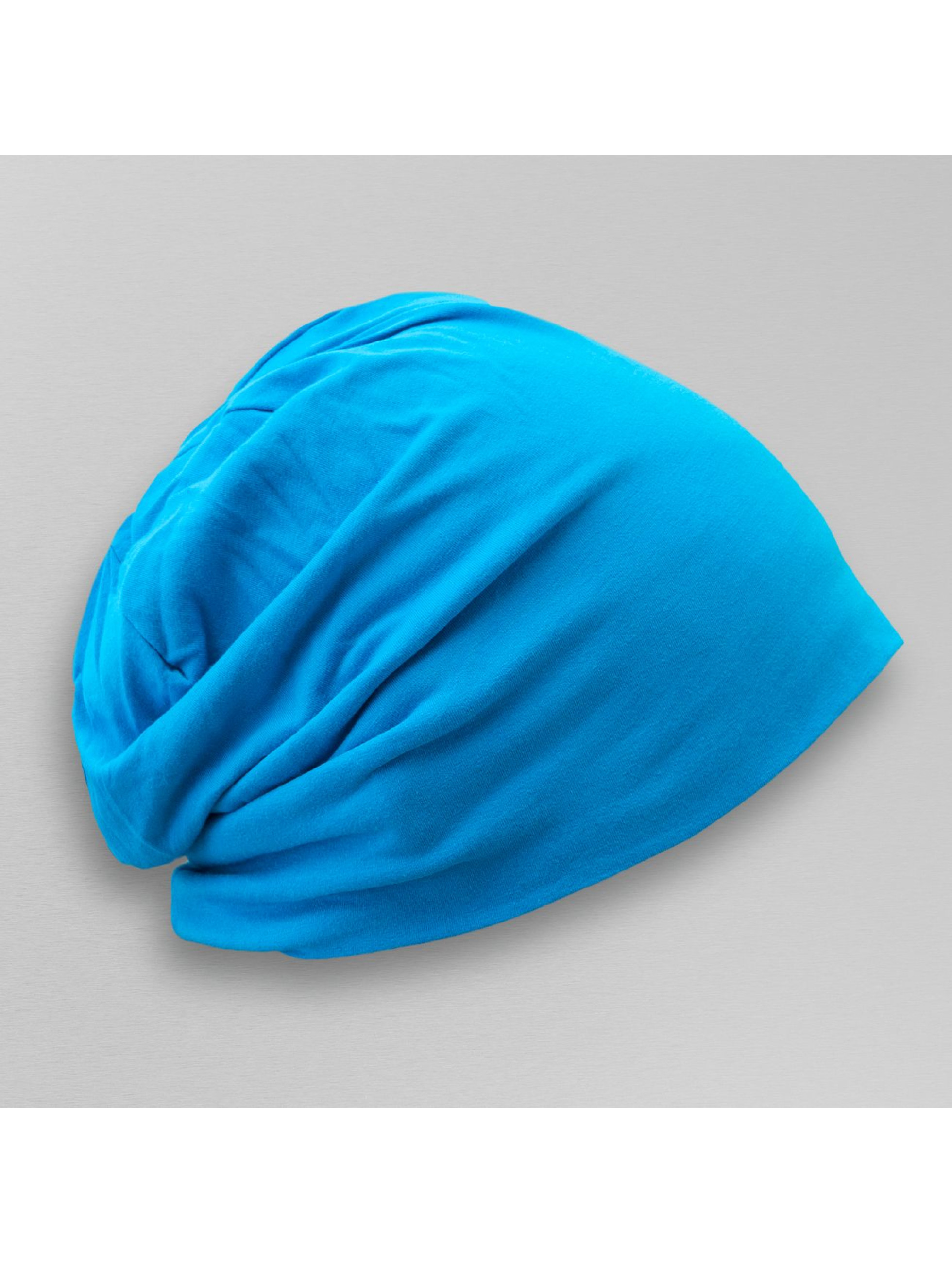 MSTRDS Bonnet Jersey turquoise