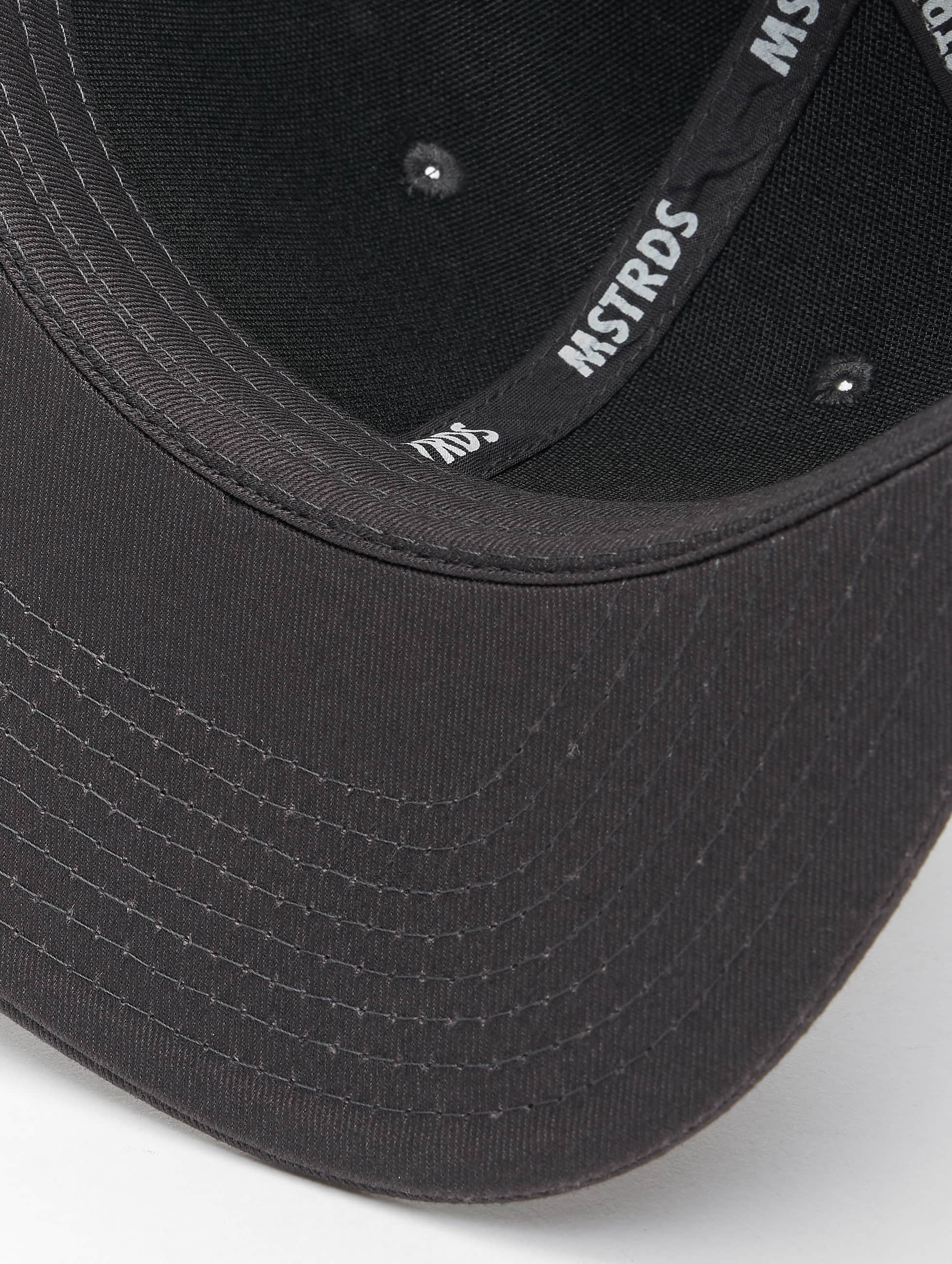 MSTRDS Casquette Snapback & Strapback Money Clip gris