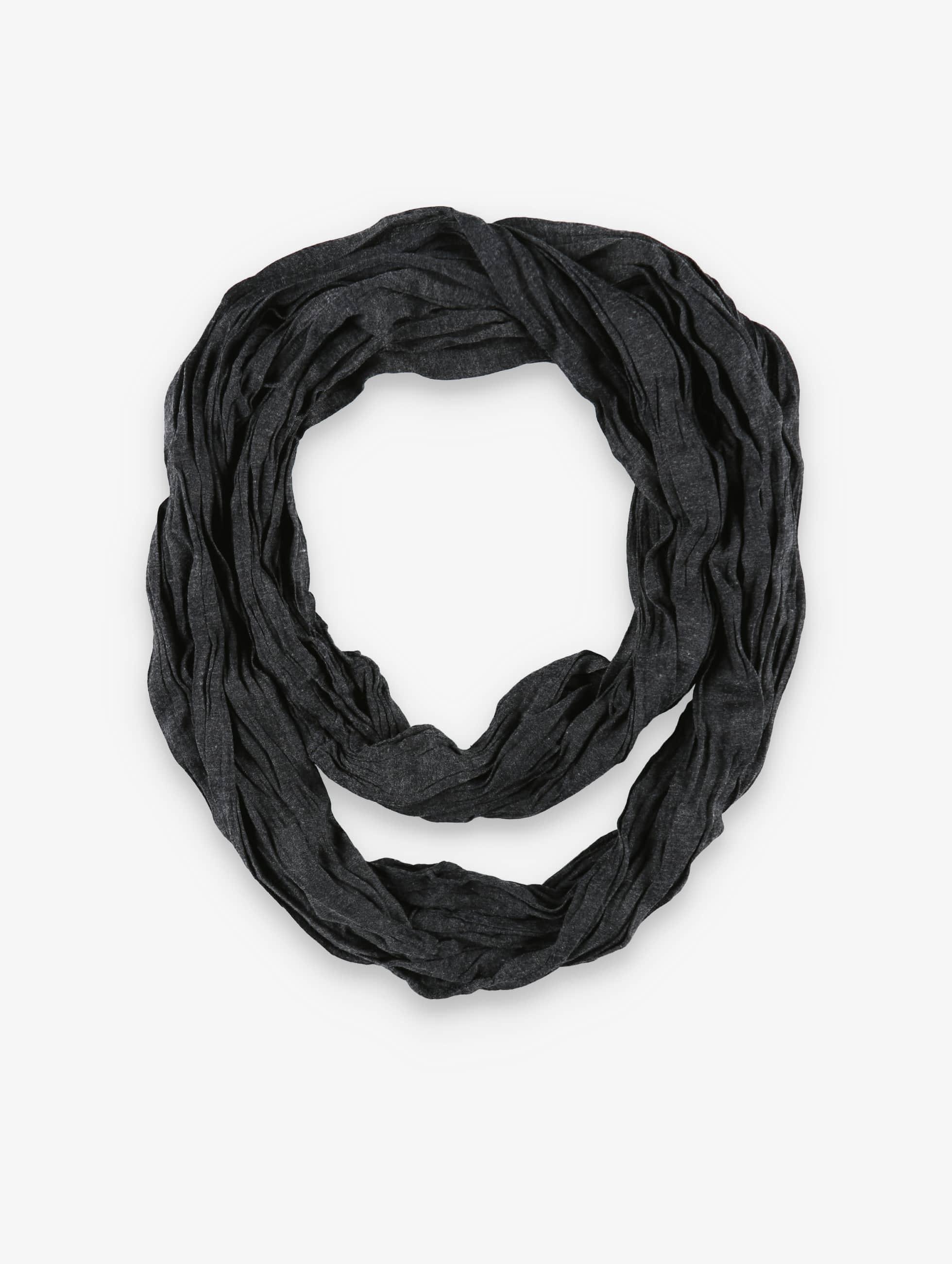MSTRDS Huivit / kaulaliinat Wrinkle Loop harmaa