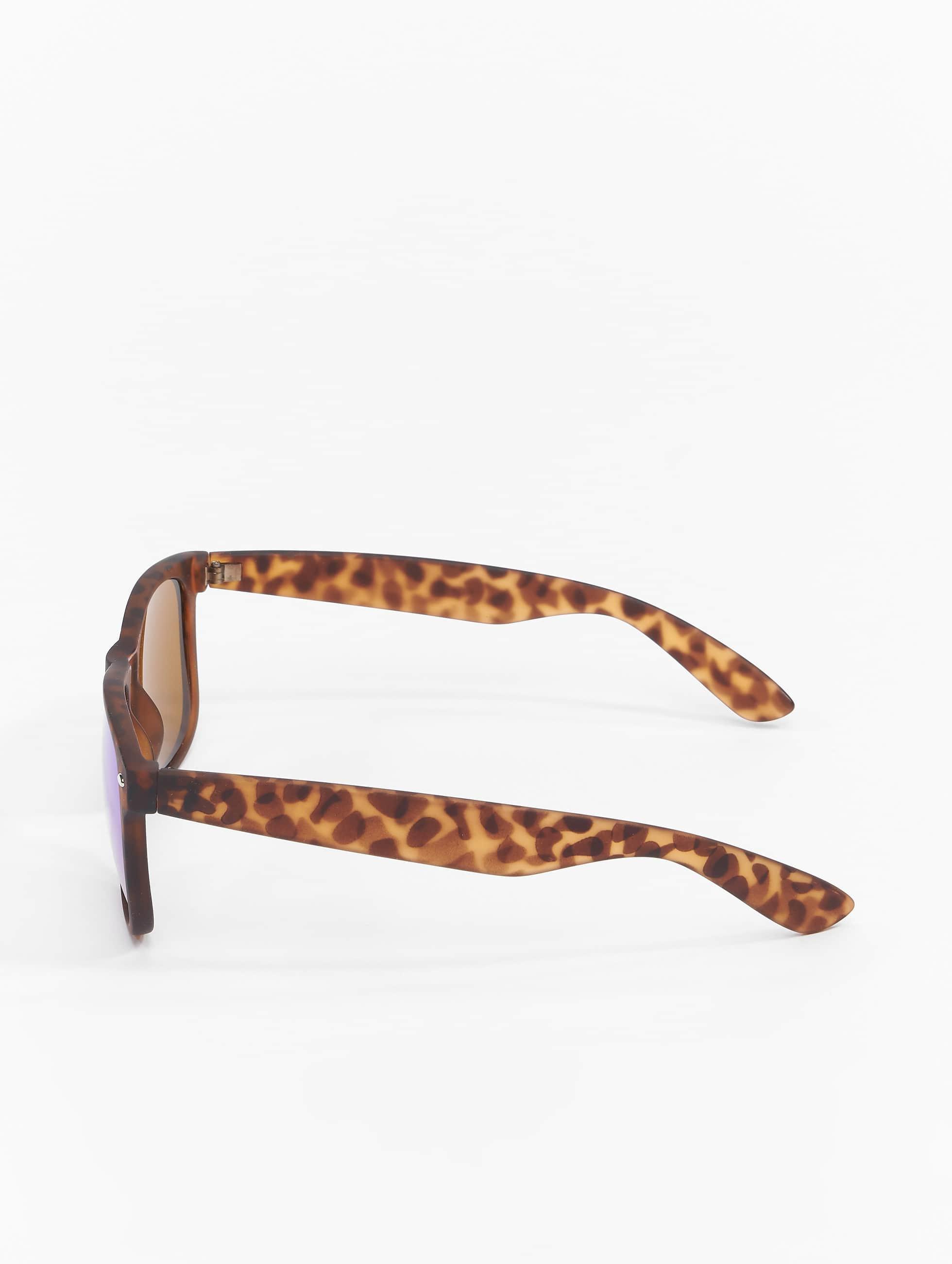 MSTRDS Lunettes de soleil Likoma Mirror brun