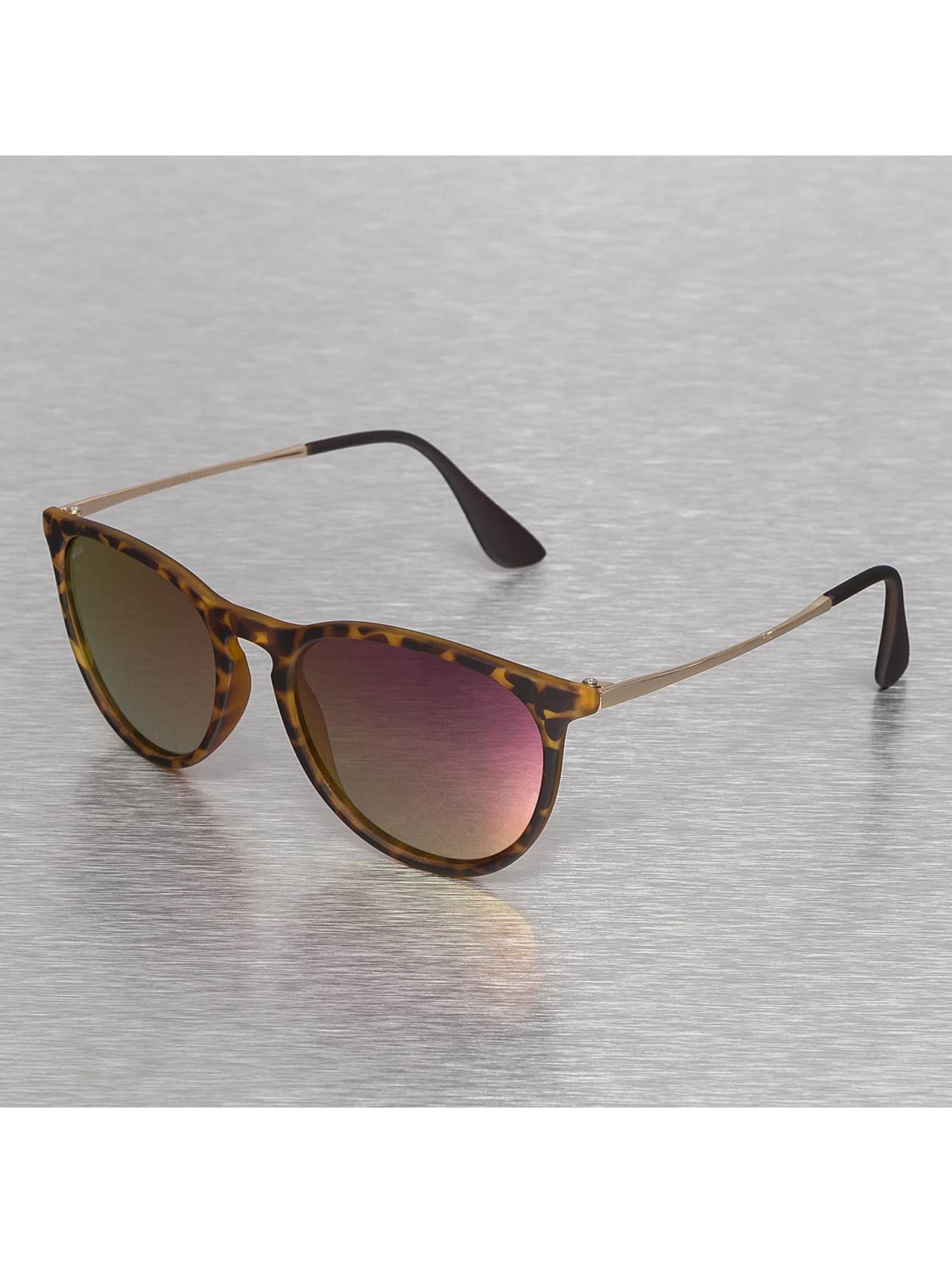 MSTRDS Accessoires / Lunettes de soleil Jesica Polarized Mirror en brun