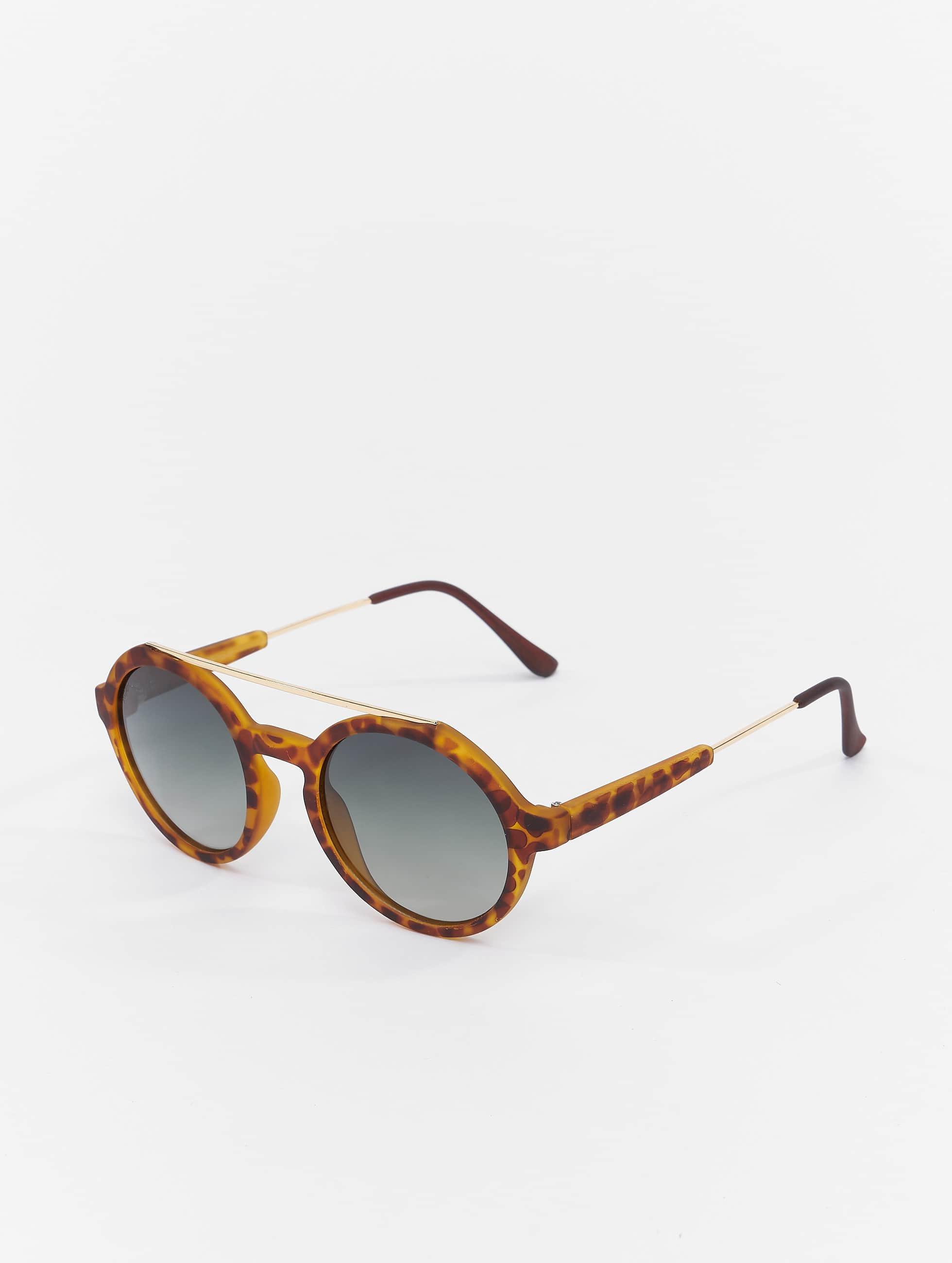 MSTRDS Accessoires / Lunettes de soleil Retro Space Polarized Mirror en brun