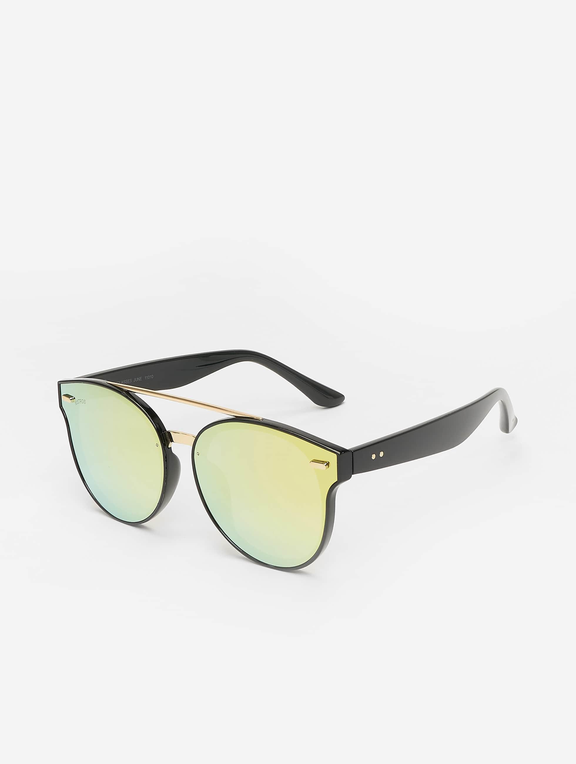 MSTRDS June Sunglasses BlackGolden