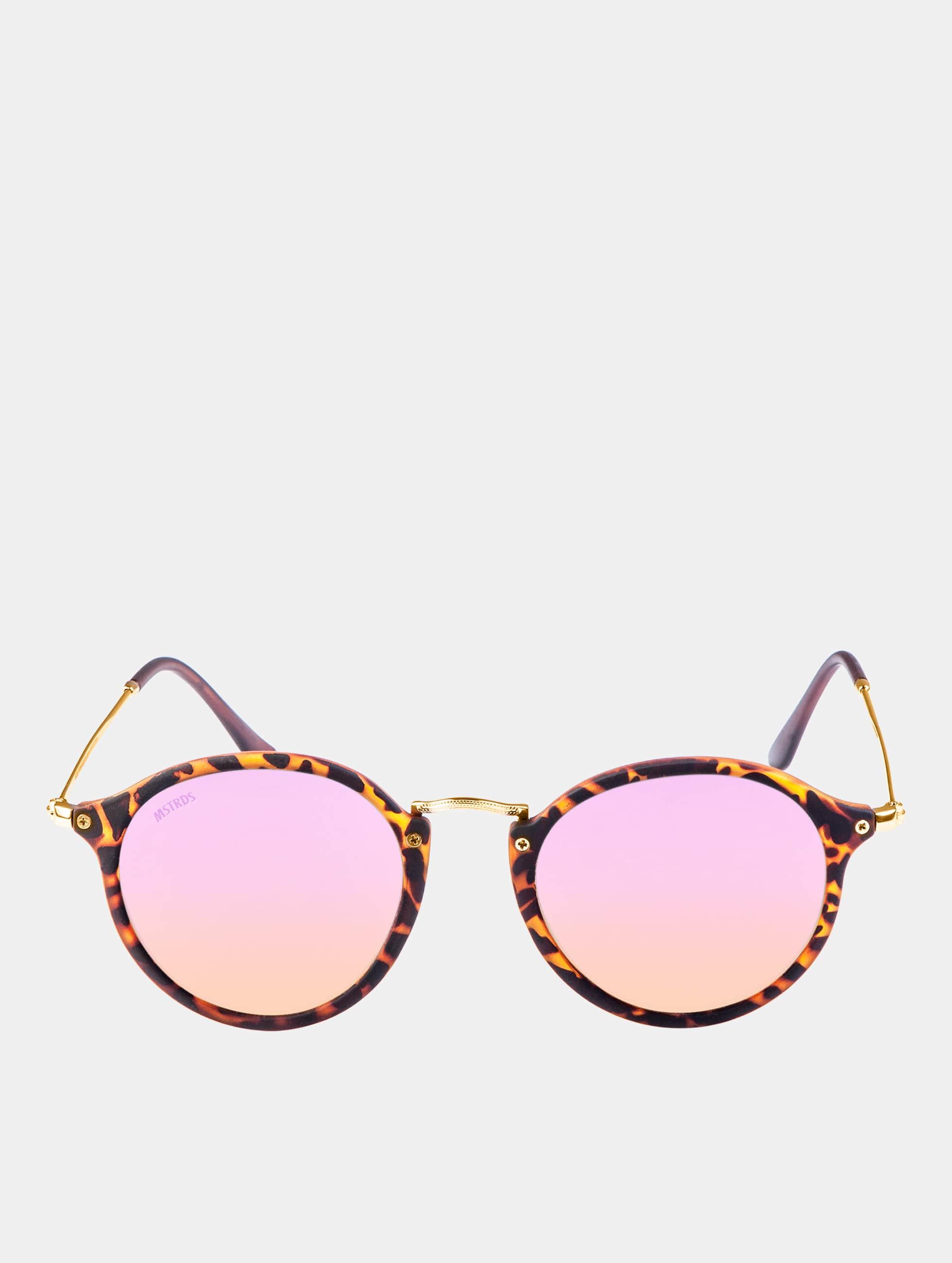 MSTRDS Okulary Spy Polarized Mirror brazowy