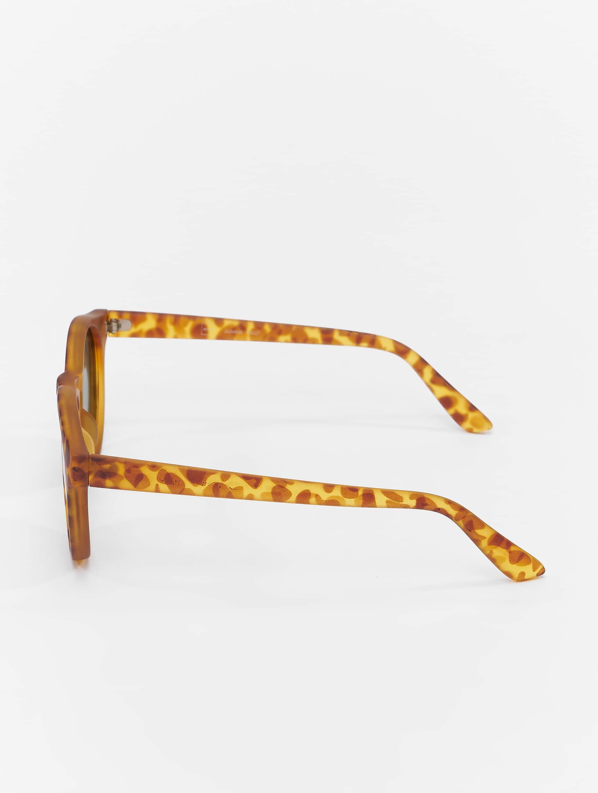 MSTRDS Okulary Sunrise Polarized brazowy